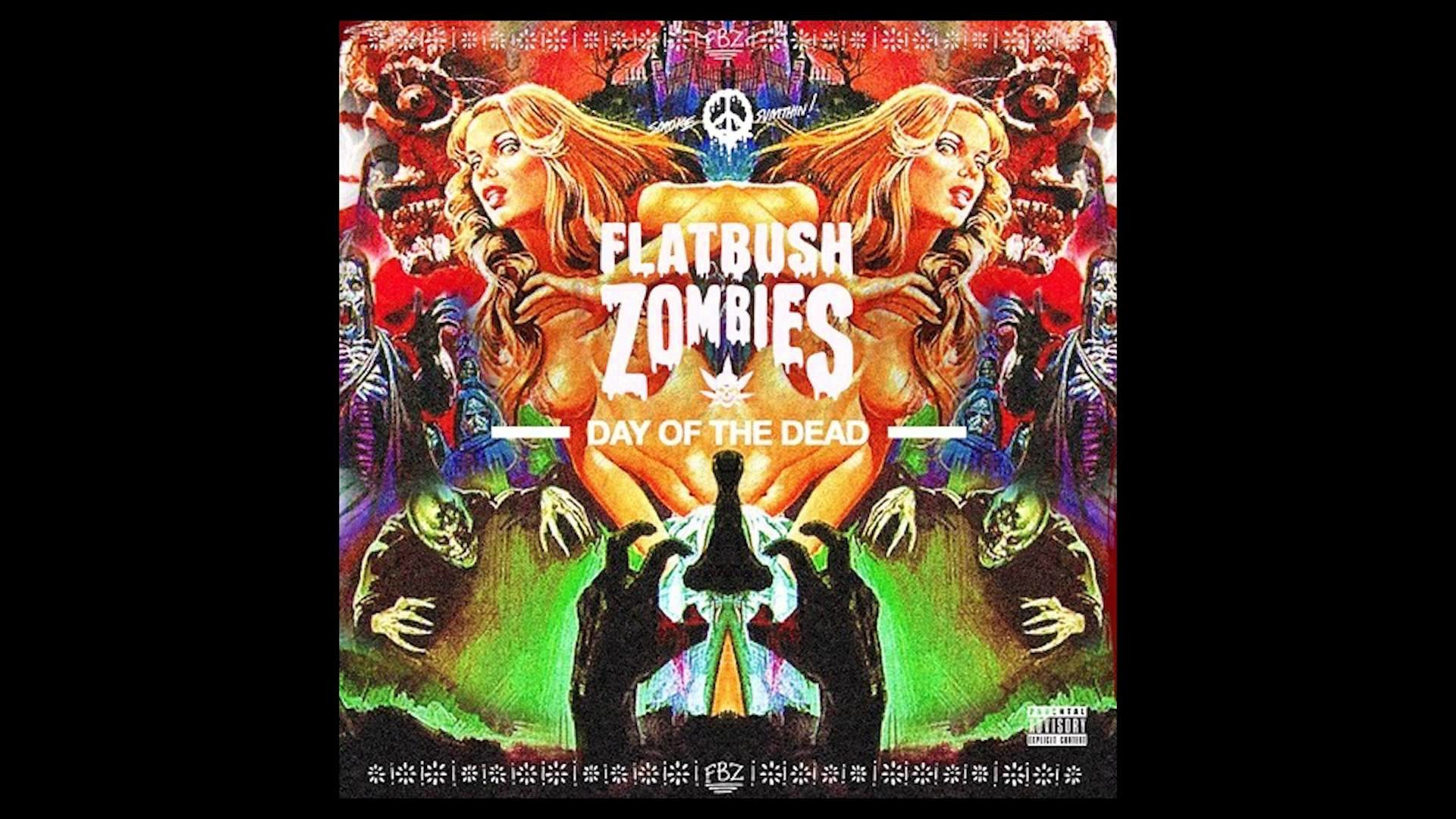 Flatbush Zombies – Day Of The Dead: It's All A Matter Of Perspective (Full  Album) (Unofficial) – YouTube