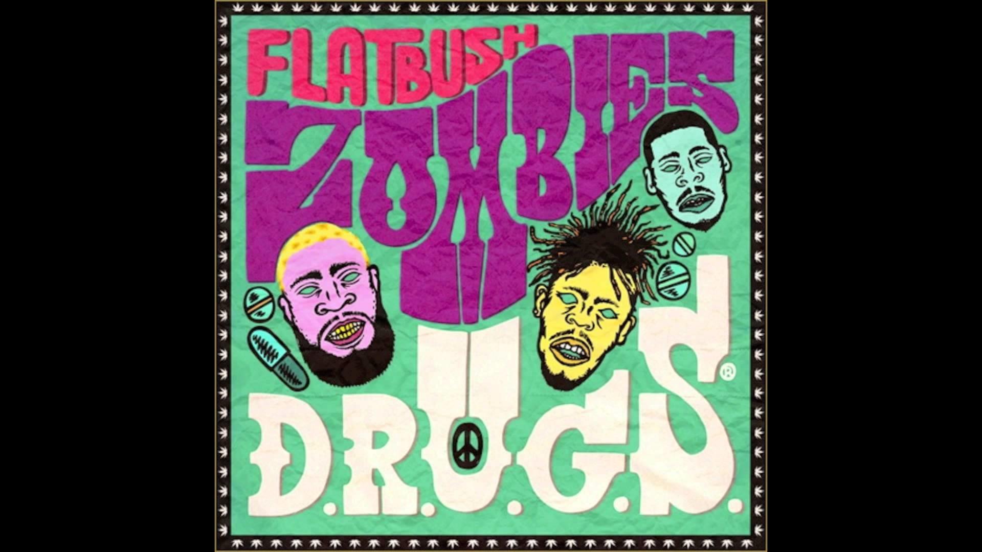 Al Bundy – Flatbush Zombies [D.R.U.G.S.] (2012)