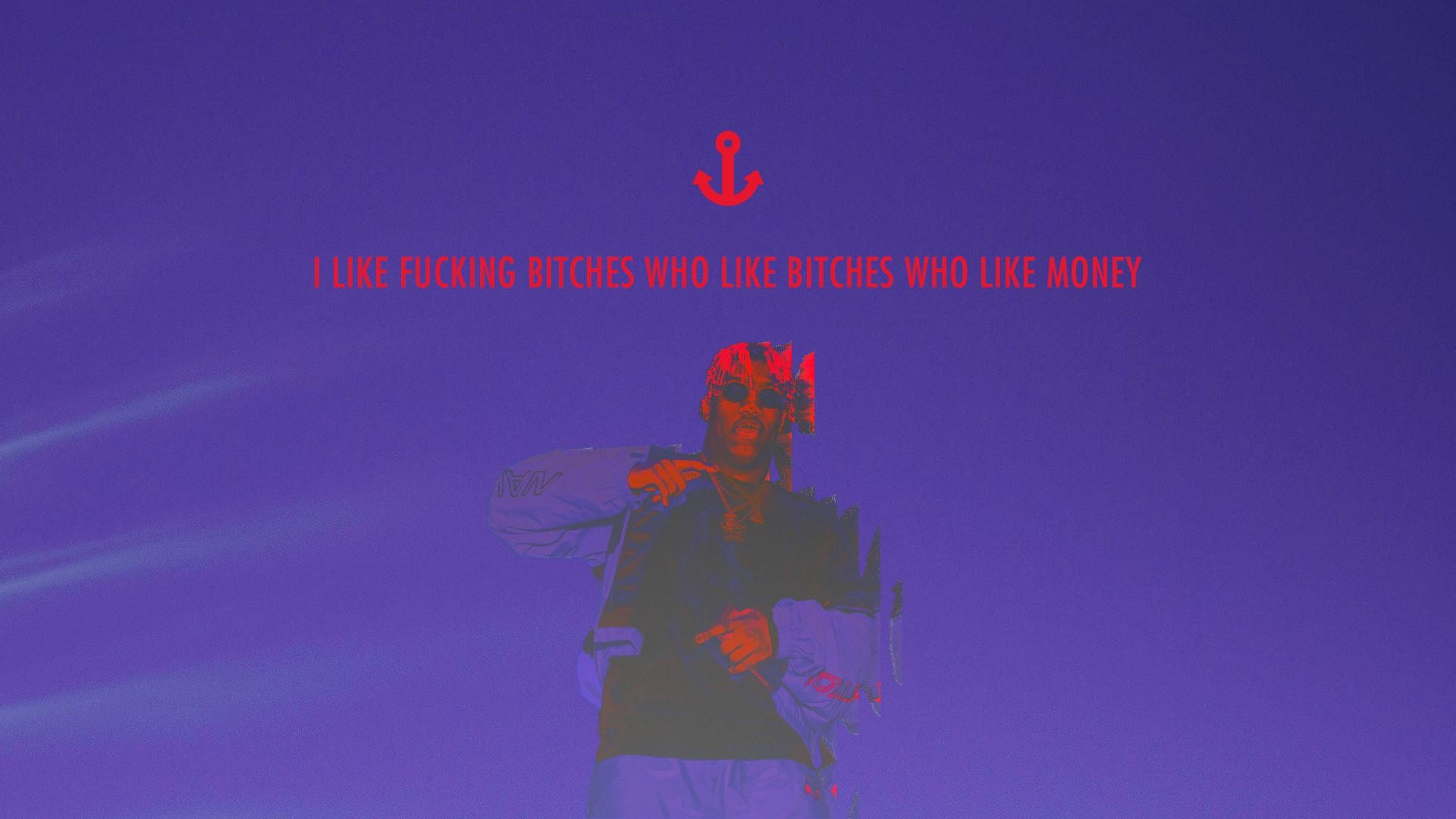 [1920×1080] I made a Lil Yachty wallpaper