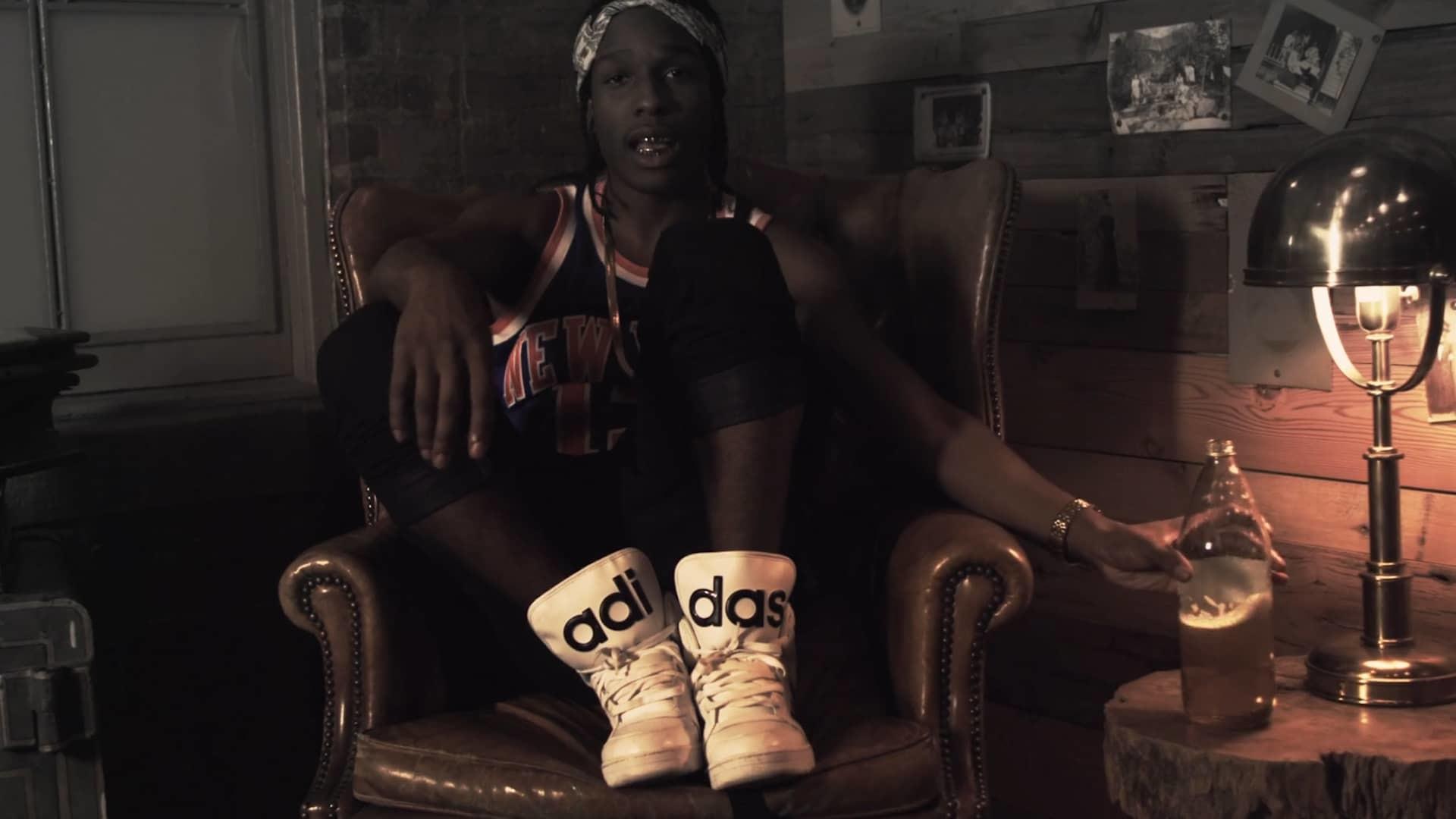 A$AP Rocky ft Flatbush Zombies, ASAP Ant – Bath Salt