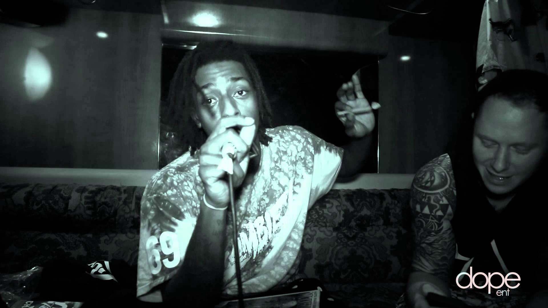 Flatbush Zombies – Dope Entertainment Interview [Video]