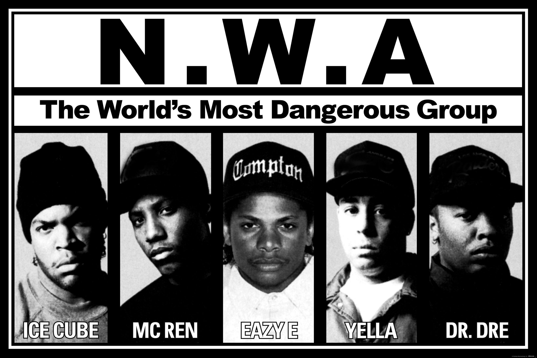 N.W.A. HDQ Wallpaper. 0.37 MB