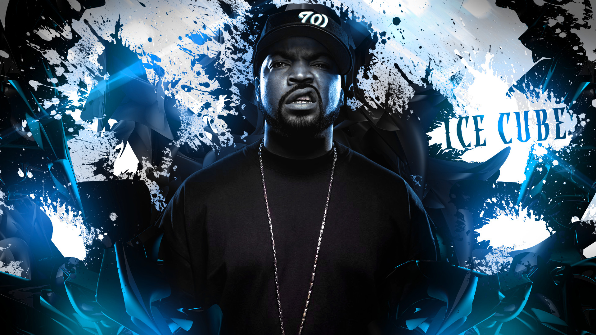 Ice Cube | Ice Cube Desktop Background – Wallpaper, High Definition, High  Quality .