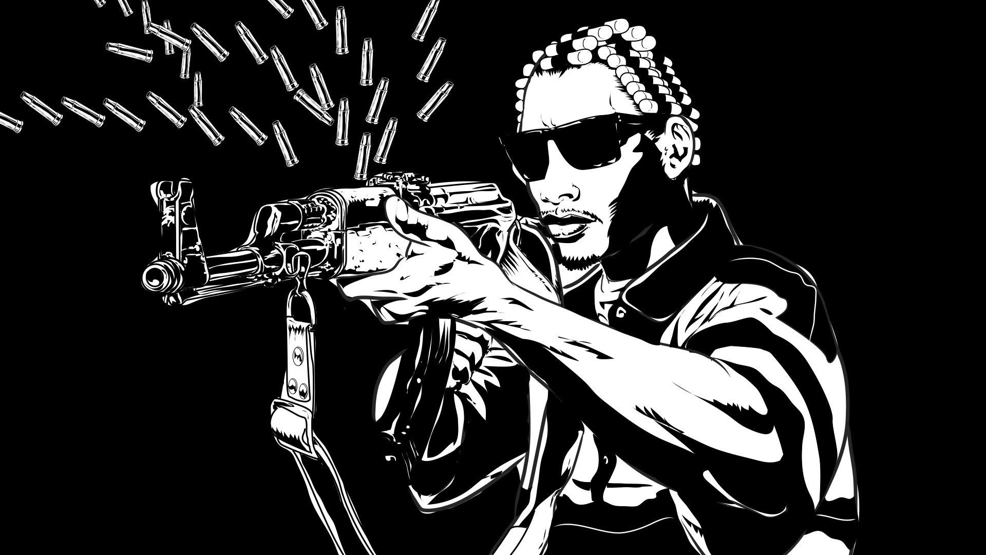 MC REN- Eazy-E of NWA shooting up a car: Trailer : 2015 #nwa #eazye –  YouTube