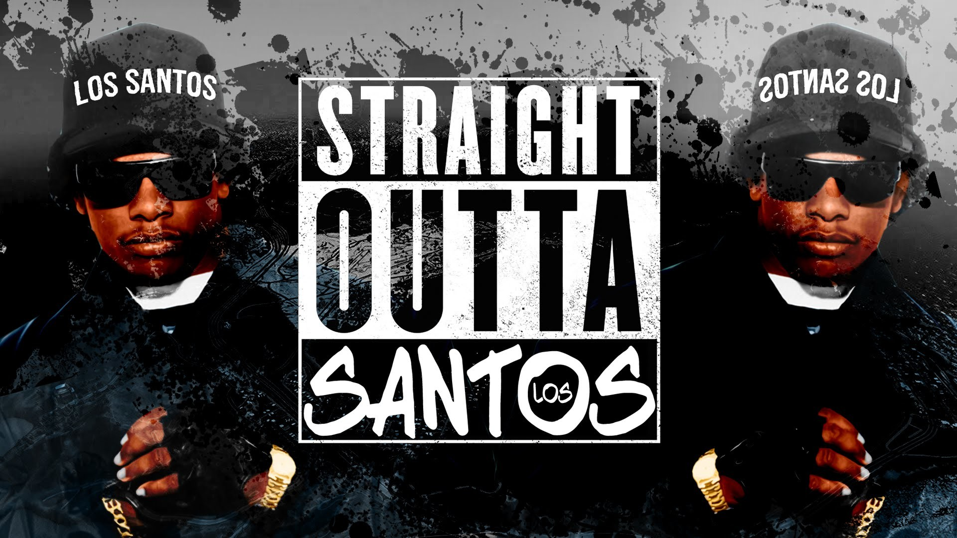 Straight outta Los Santos a GTA Movie Inspired by Straight outta Compton  Full Movie – YouTube