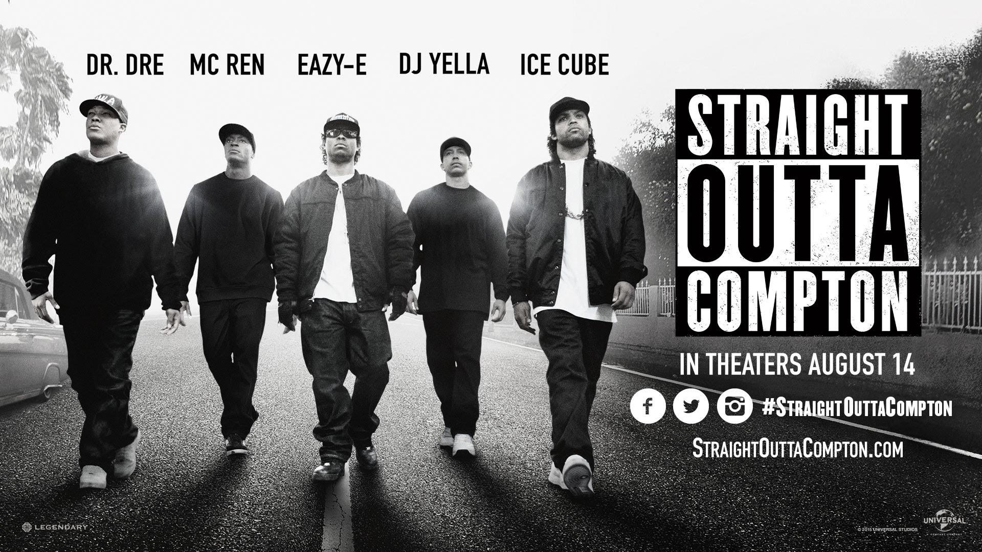 Голос Улиц Straight Outta Compton Soundtrack N.W.A. – 8 Ball