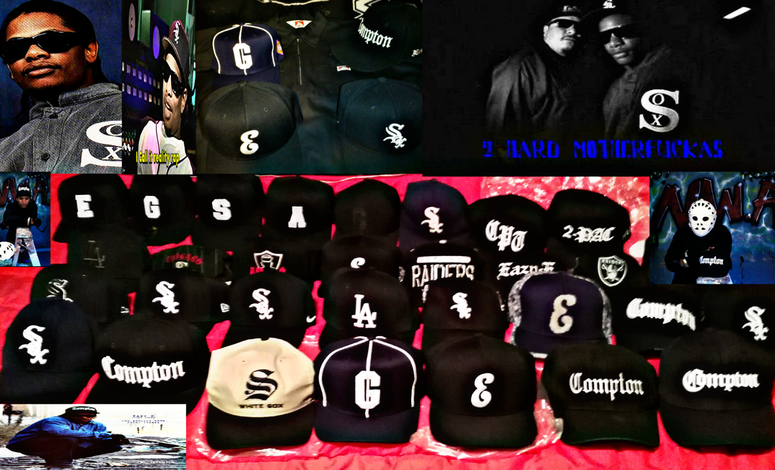 eazye187 images eazy e compton hat s HD wallpaper and background photos