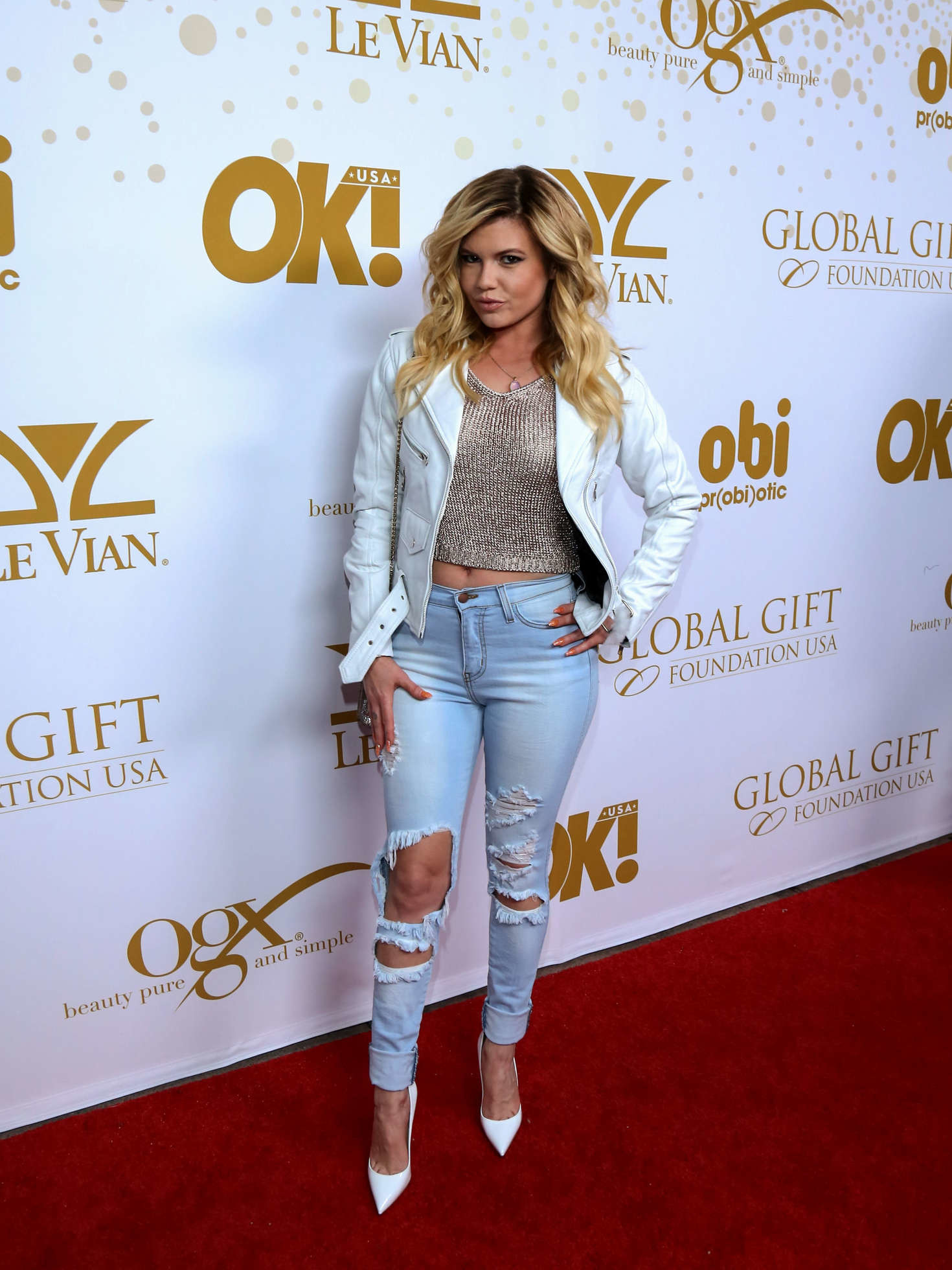 Chanel West Coast: OK Magazines Pre-Oscar Party 2016 -14 – Full Size