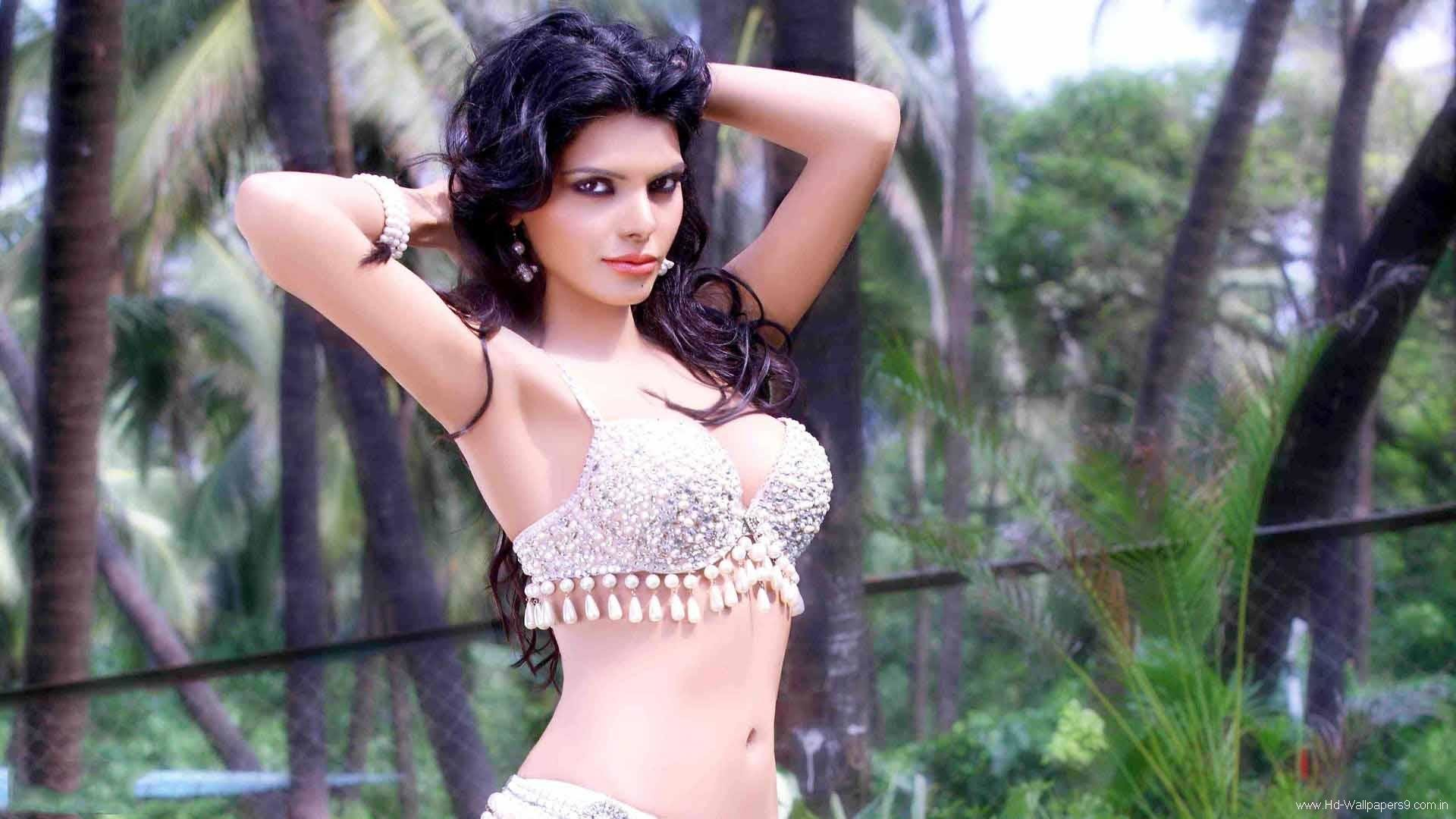 Indian Actress Sherlyn Chopra HD Wallpapers