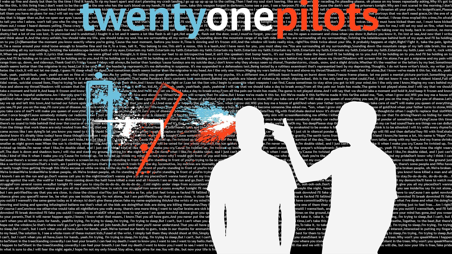 Music – Twenty One Pilots Wallpaper