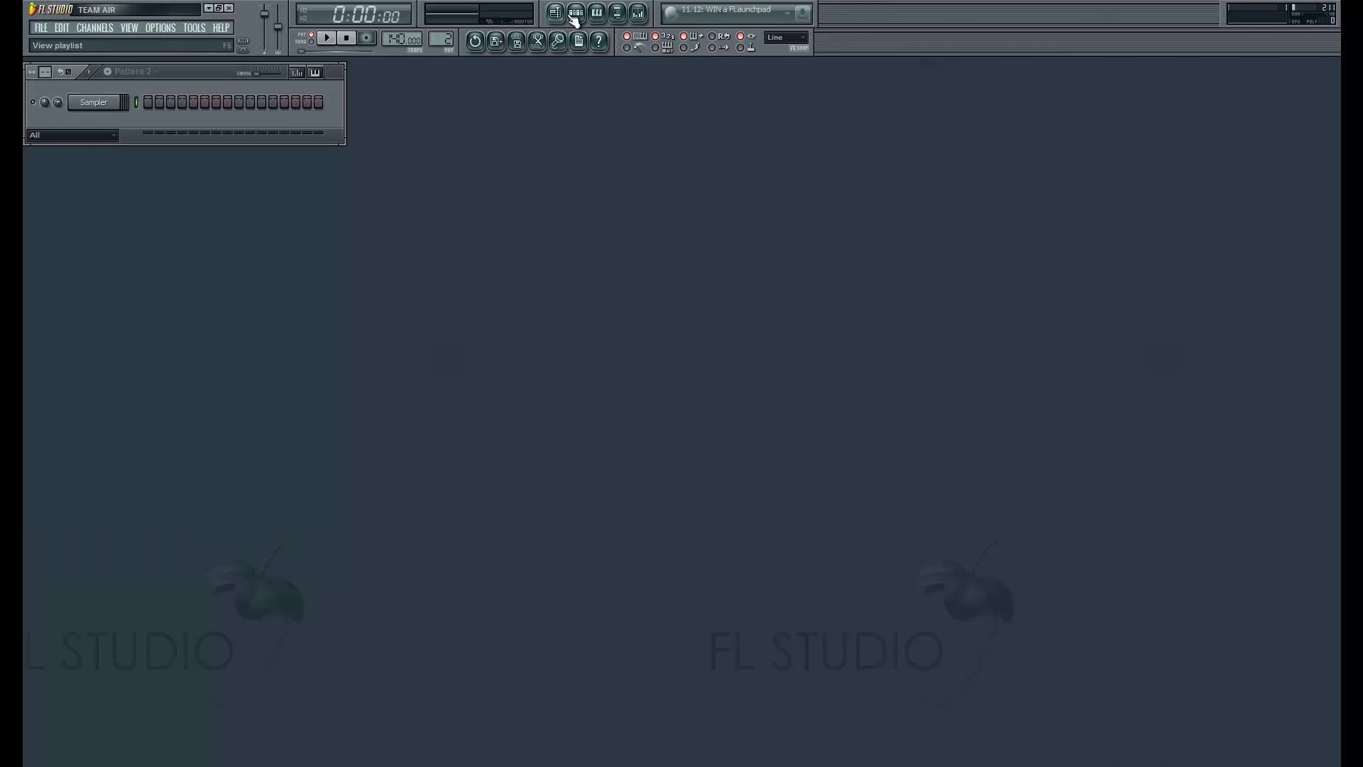 How to change your background in FL Studio 10