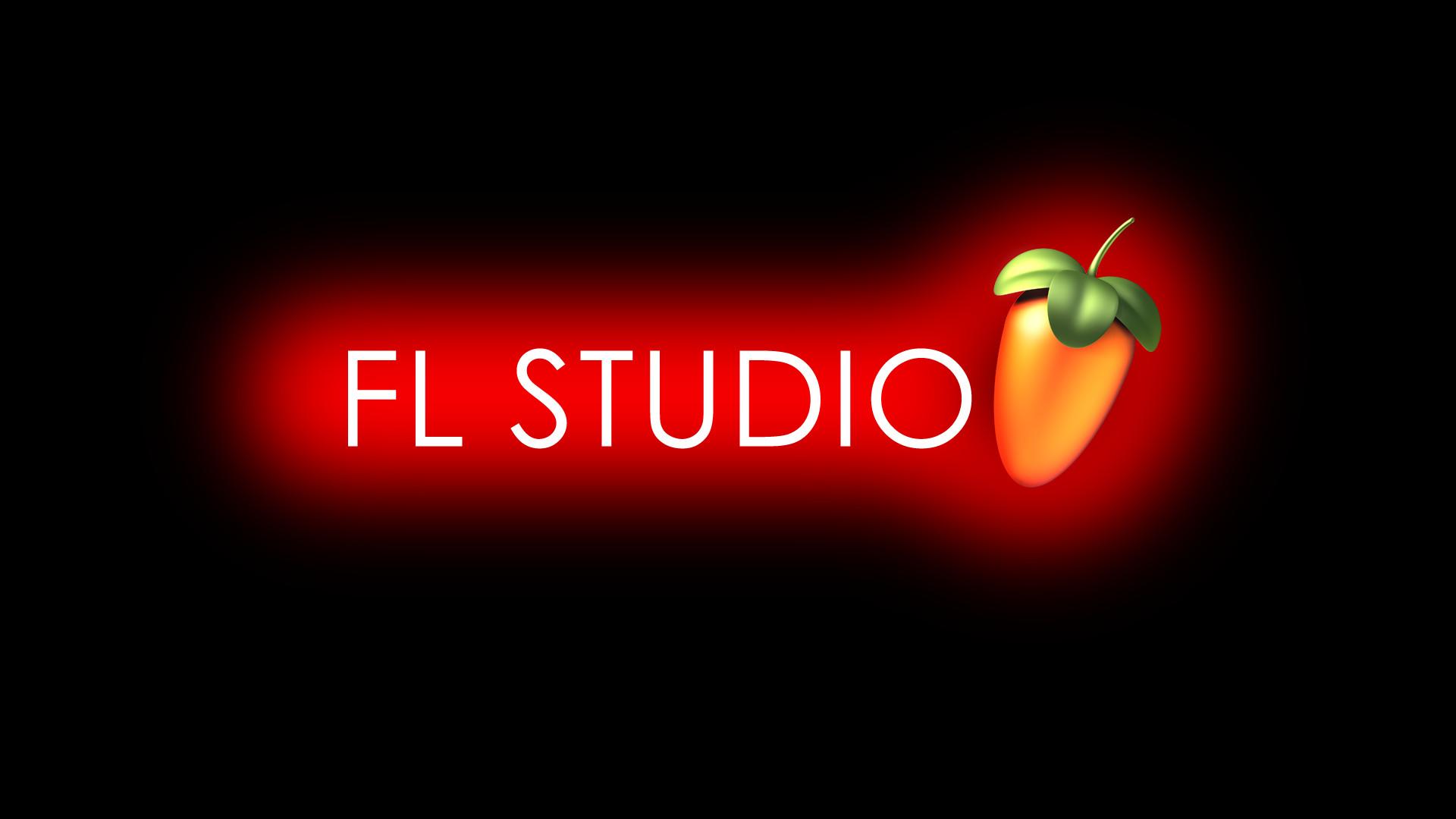 … FL Studio Glow Red by Ozicks