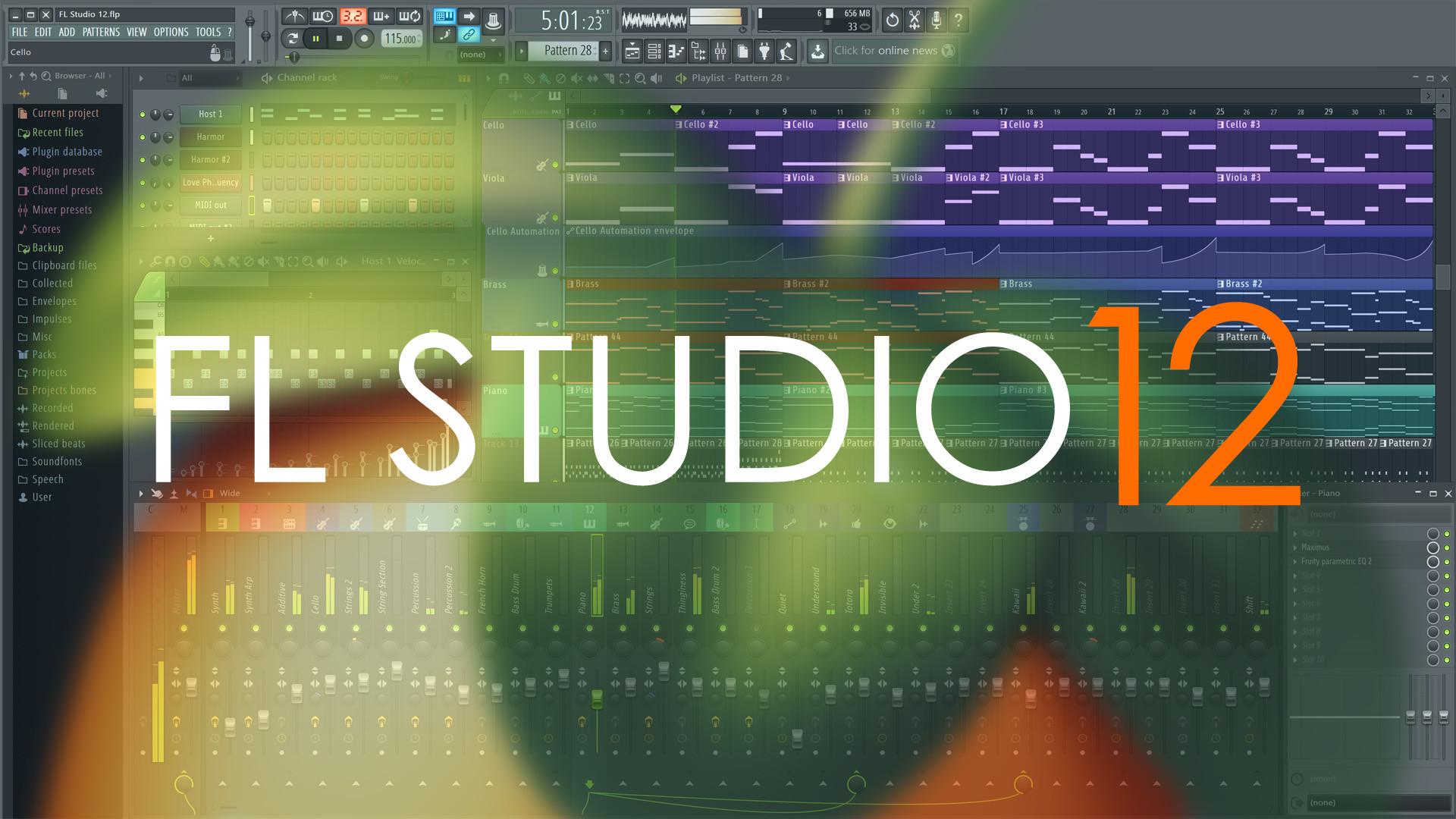 FL Studio 12.0.2 (RC)