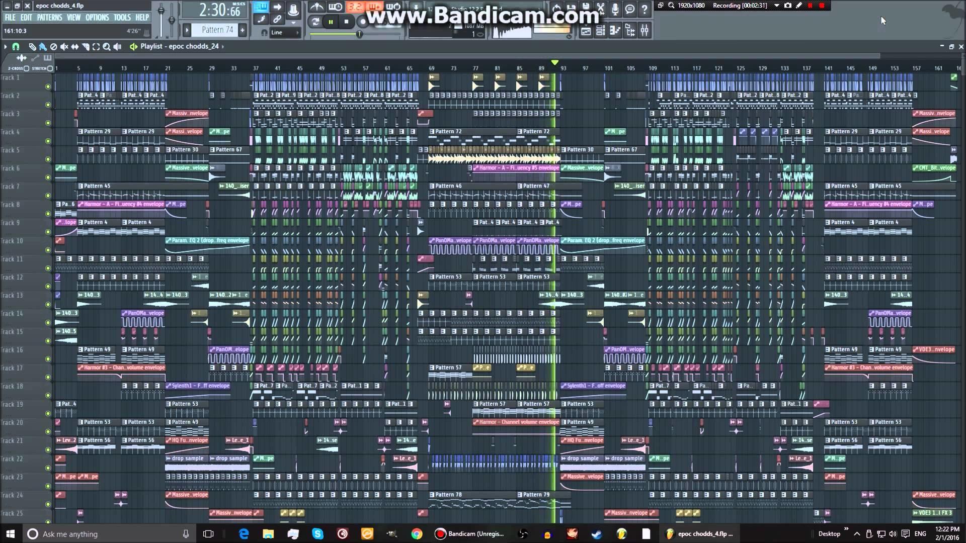 [Dubstep] (FL Studio 12 Playthrough)