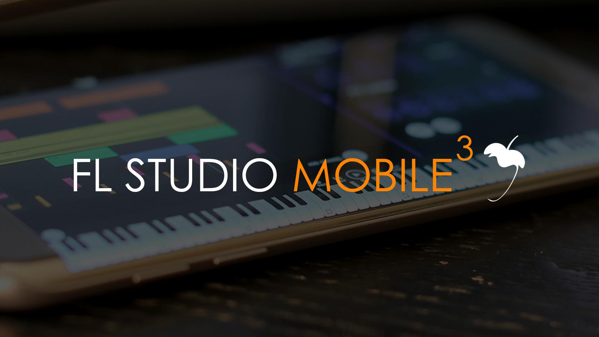 FL Studio Mobile 3 Splash