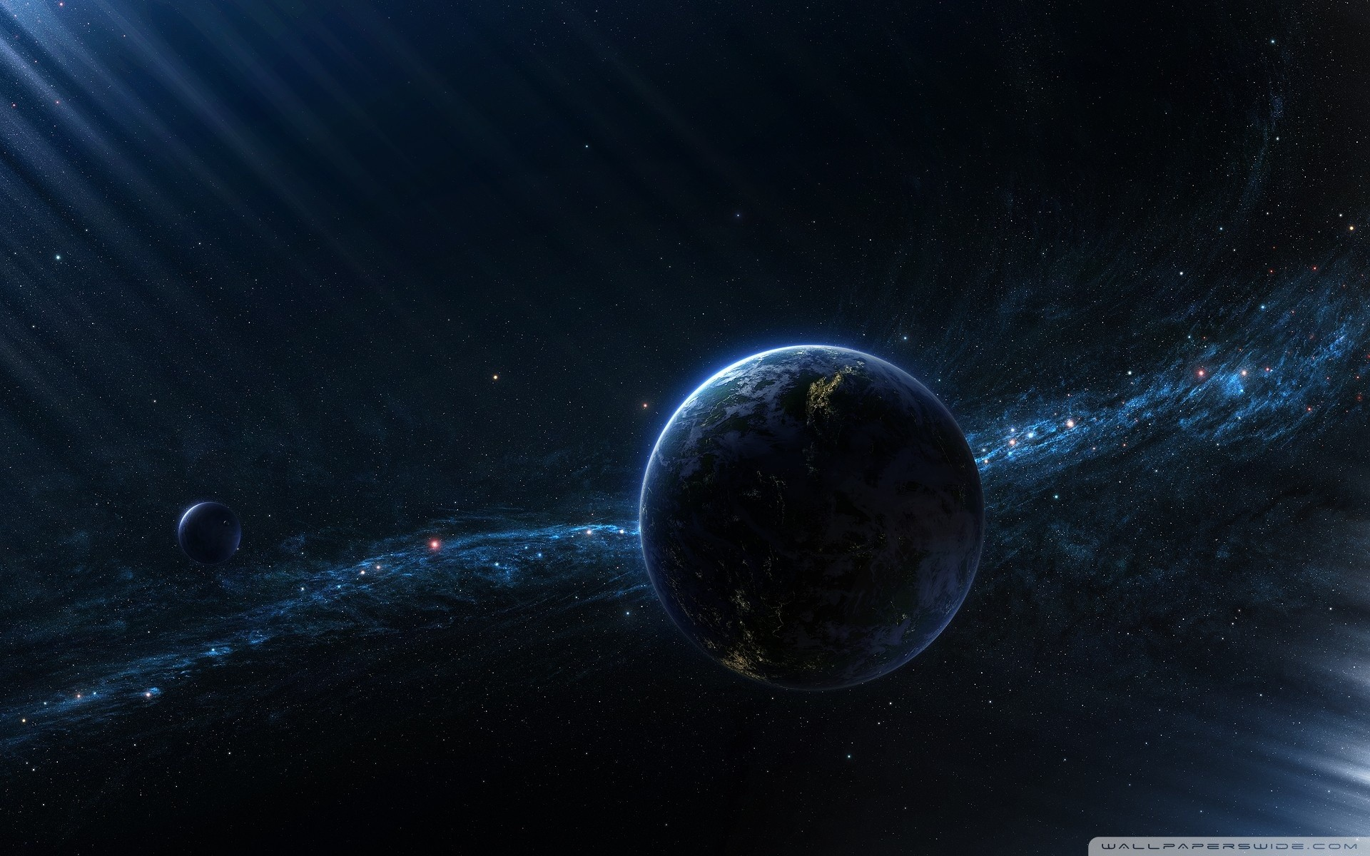 Planet Earth HD desktop wallpaper High Definition Fullscreen