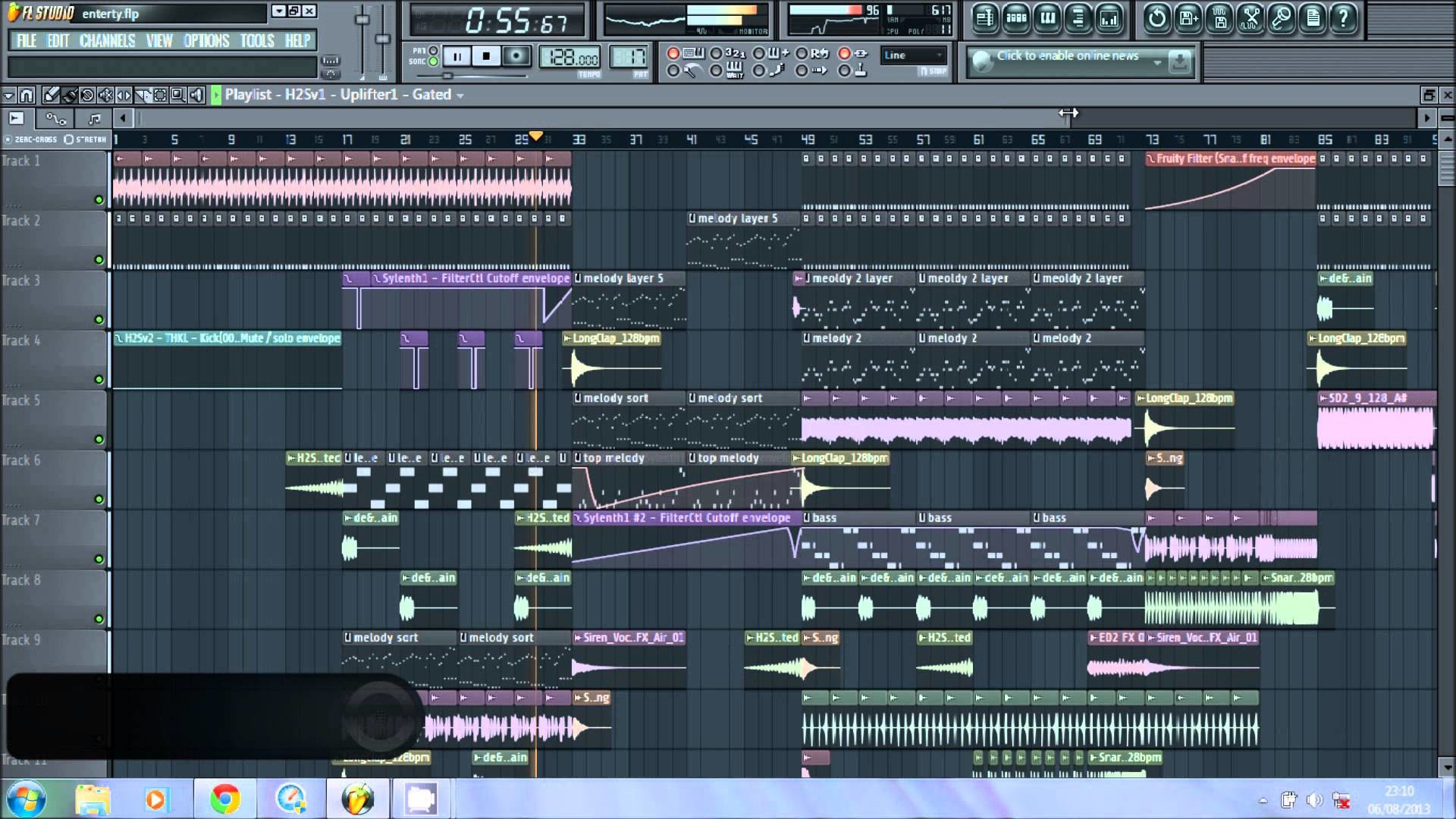 65+ FL Studio Wallpapers and Backgrounds