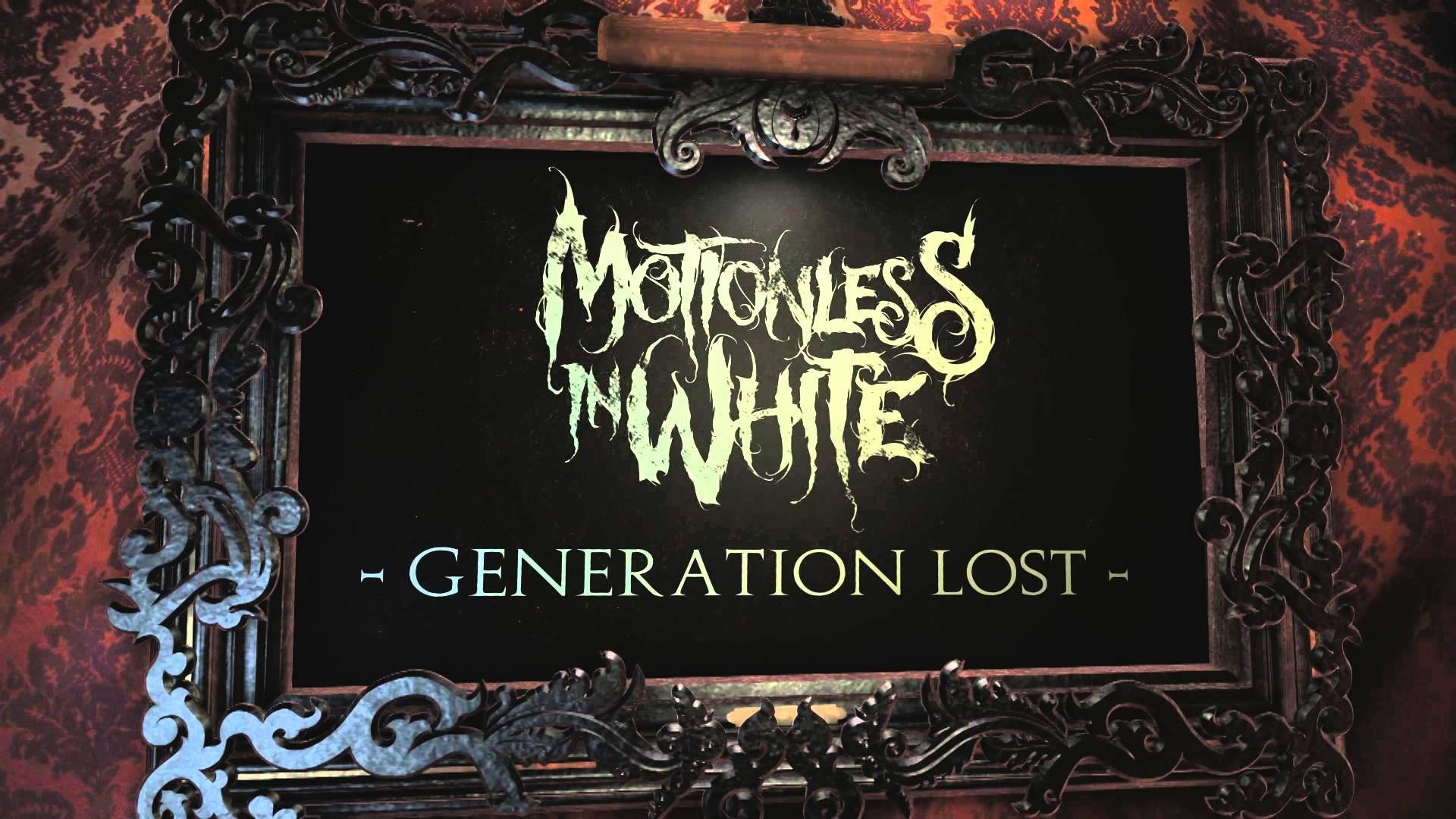 General Motionless In White Reincarnate Metalcore