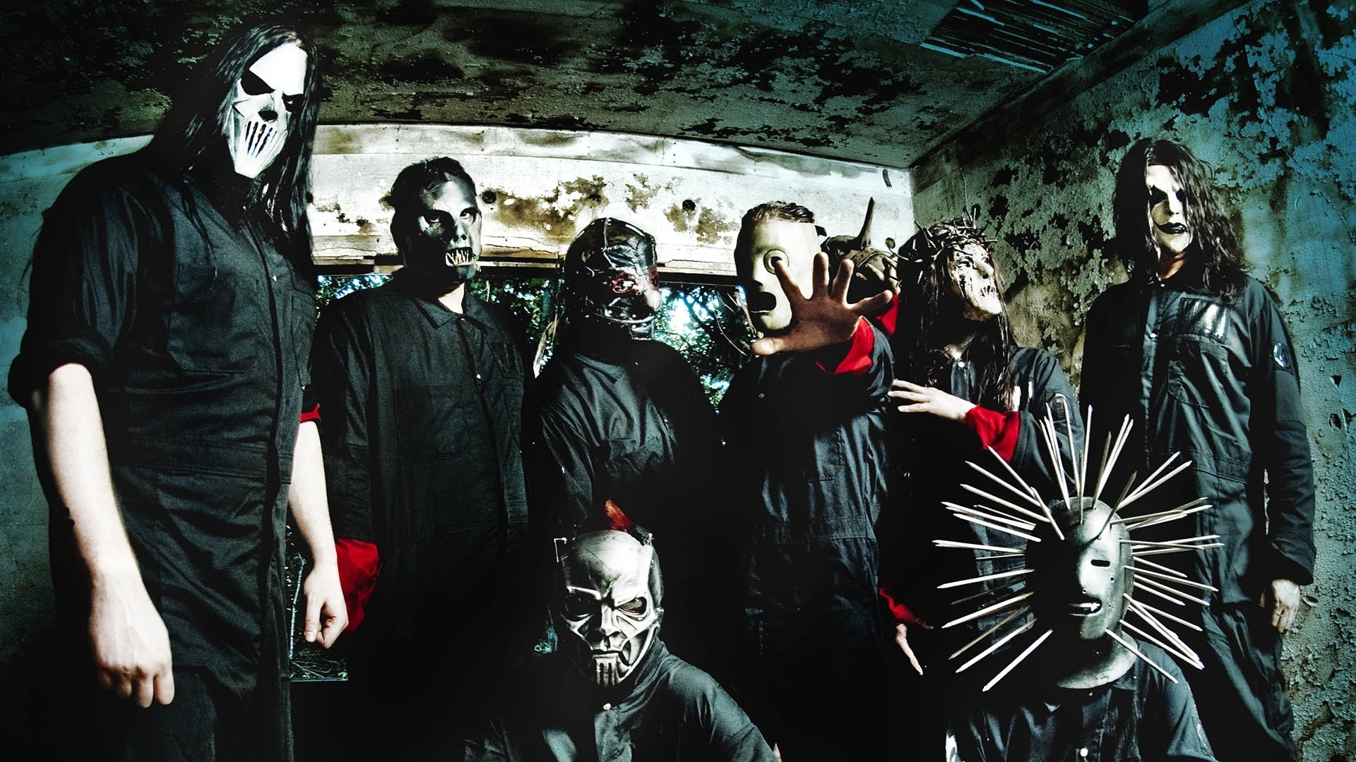 Slipknot announce headlining tour with Lamb of God, Bullet For My  Valentine, and Motionless In White