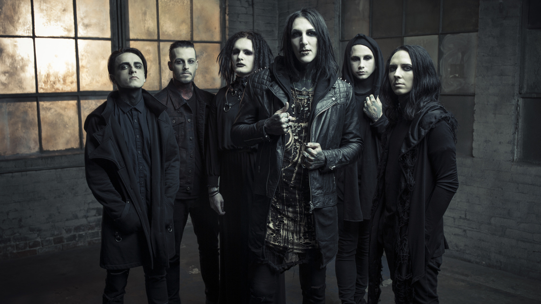 Motionless In White at Center Stage | KISS 104.1 Events Events – Events |  Kiss 104.1