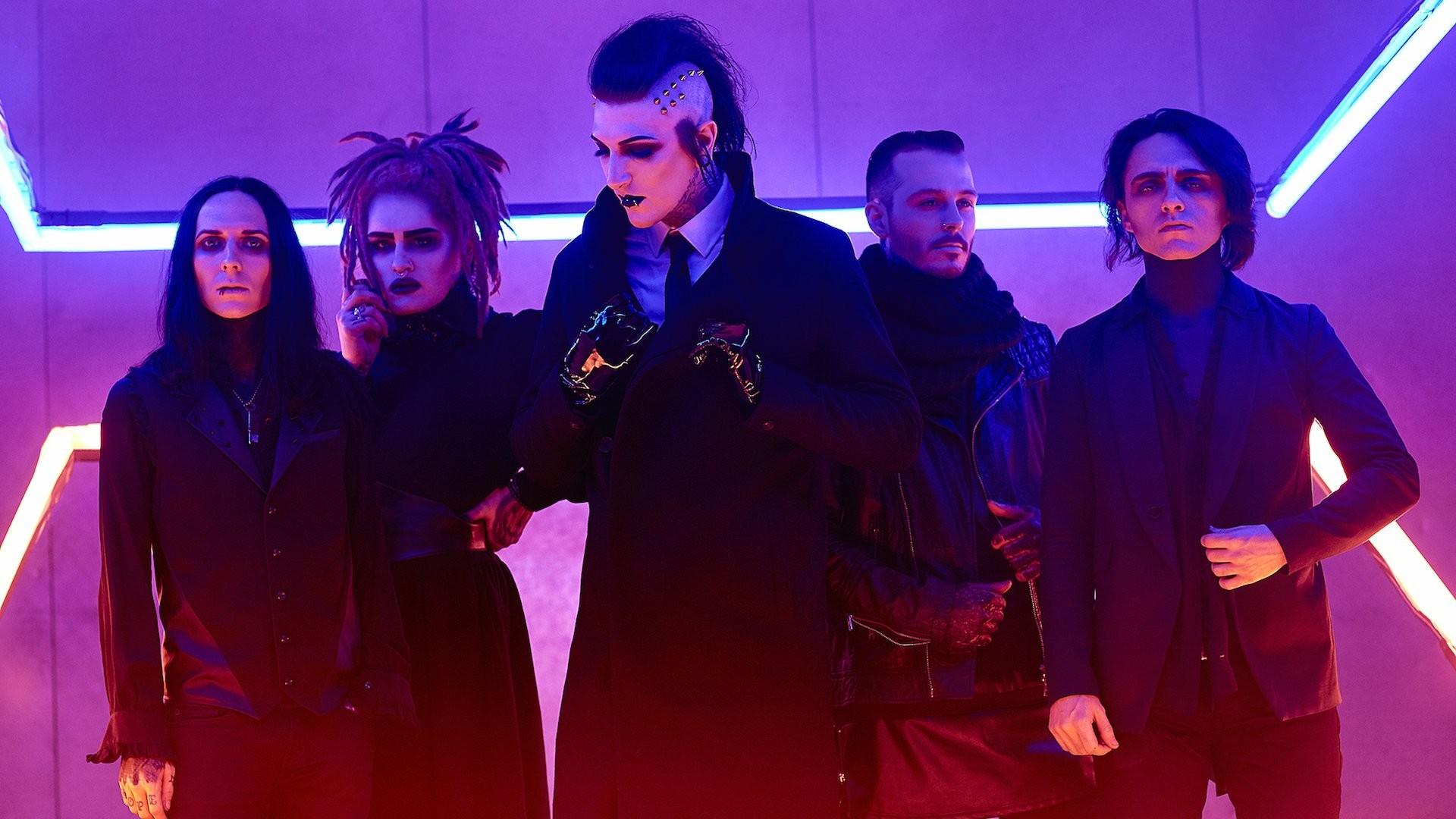 Motionless In White Announce First-Ever Australian Headline Tour – Music  Feeds