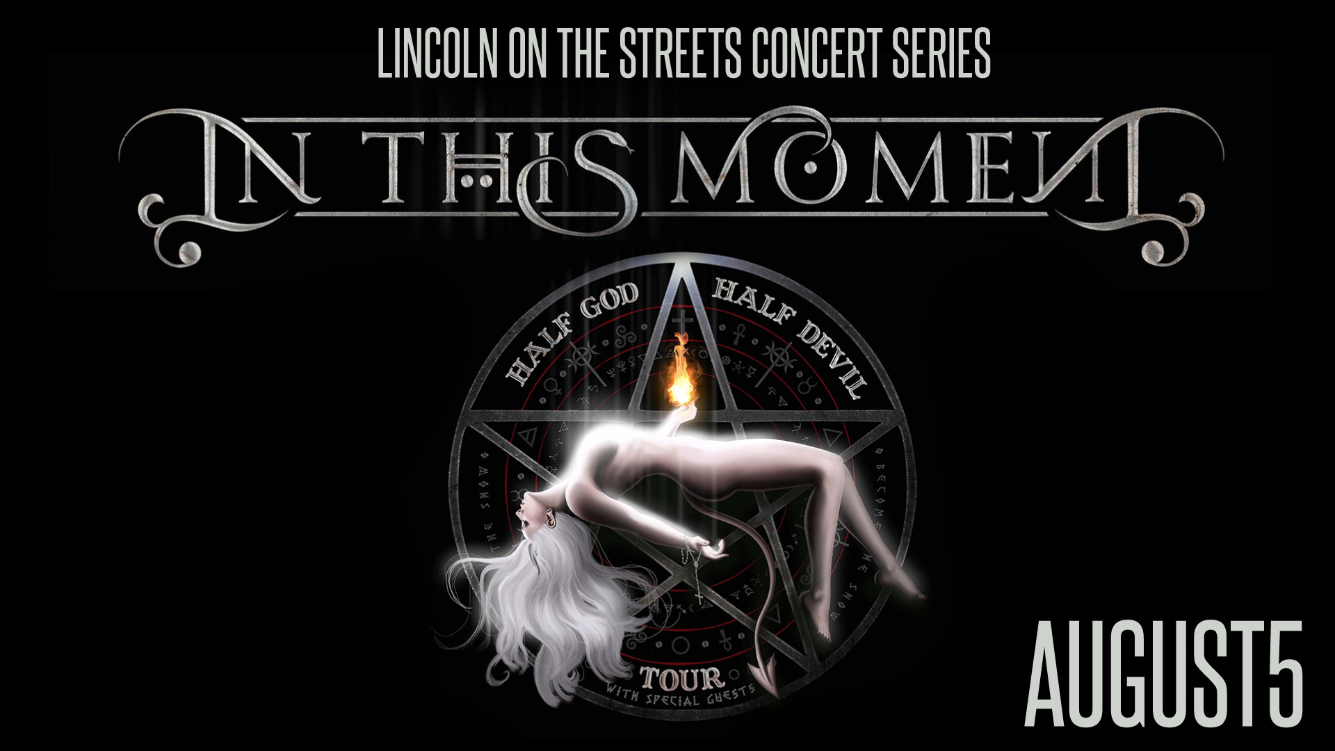 MOVED TO PINNACLE BANK ARENA *** w/ Motionless in White + VIMIC All Ages ||  Gates: 5 p.m. || Show: 6:30 p.m. $29.50: Advance General Admission || $35:  Day …