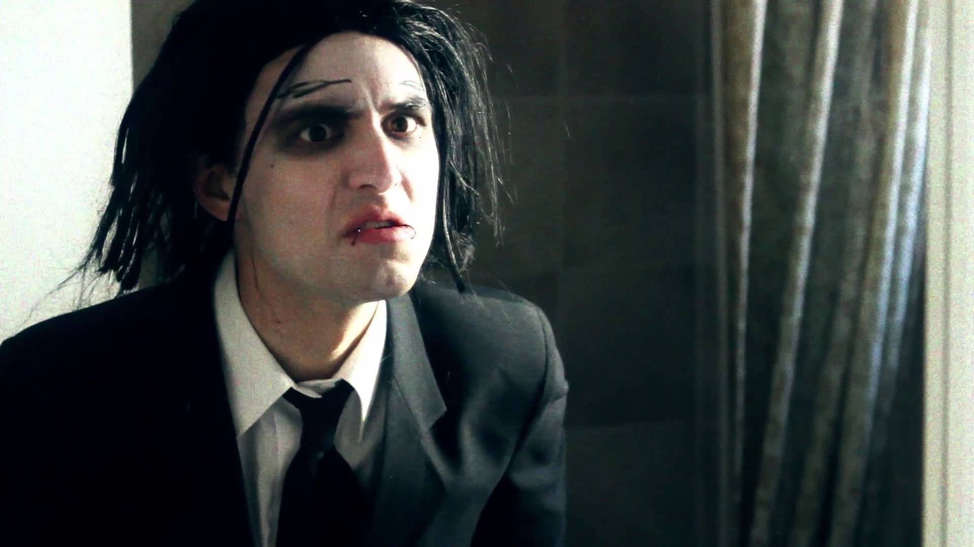 """Here's A MOTIONLESS IN WHITE Parody Aptly Named """"Emotionless And White"""" –  Metal Injection"""