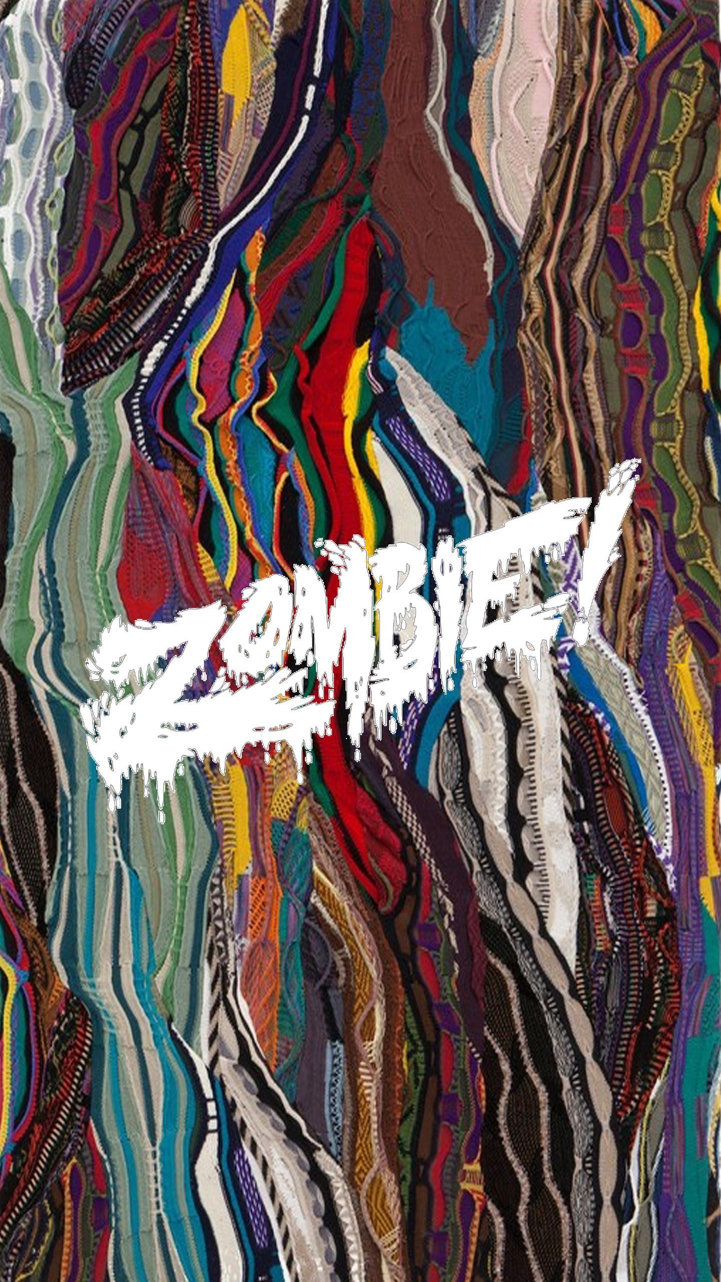 Flatbush Zombies Coogi Print