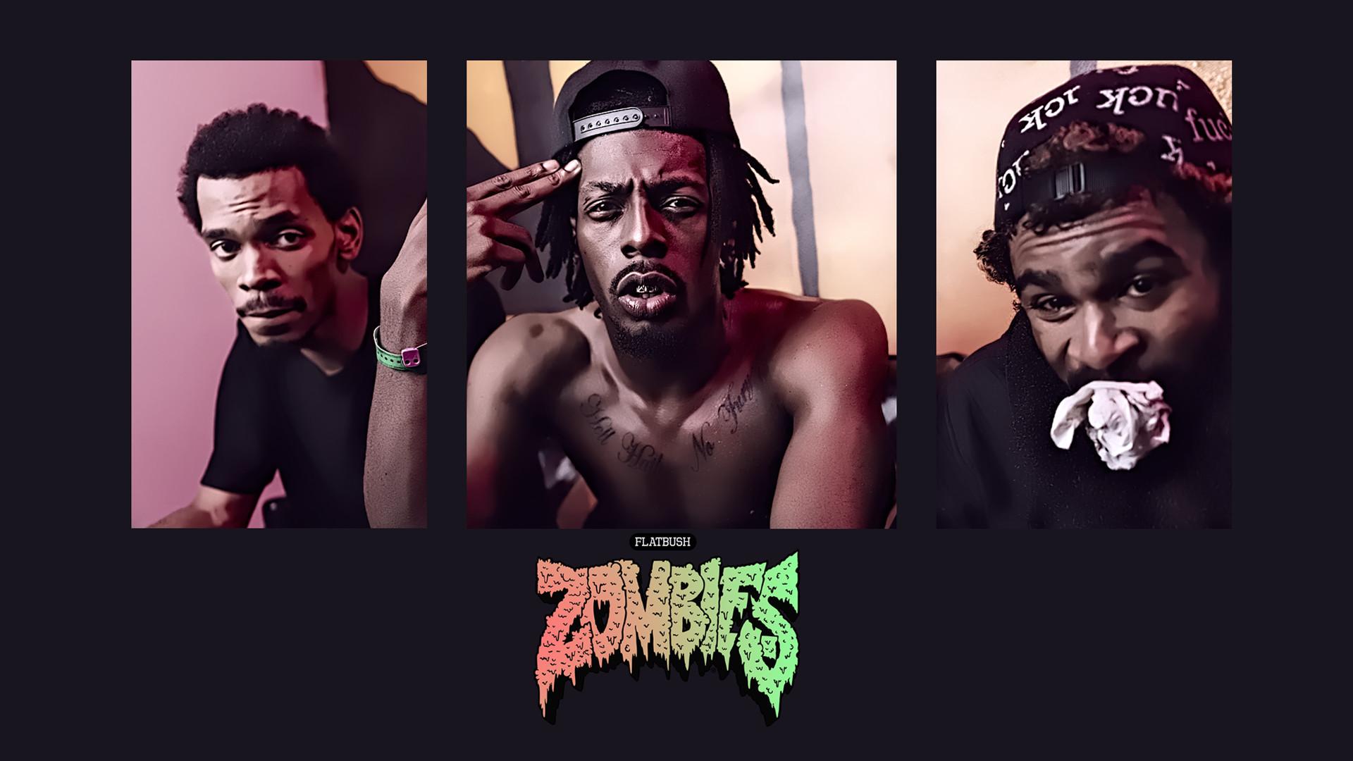 Flatbush Zombies iPhone Wallpaper – WallpaperSafari