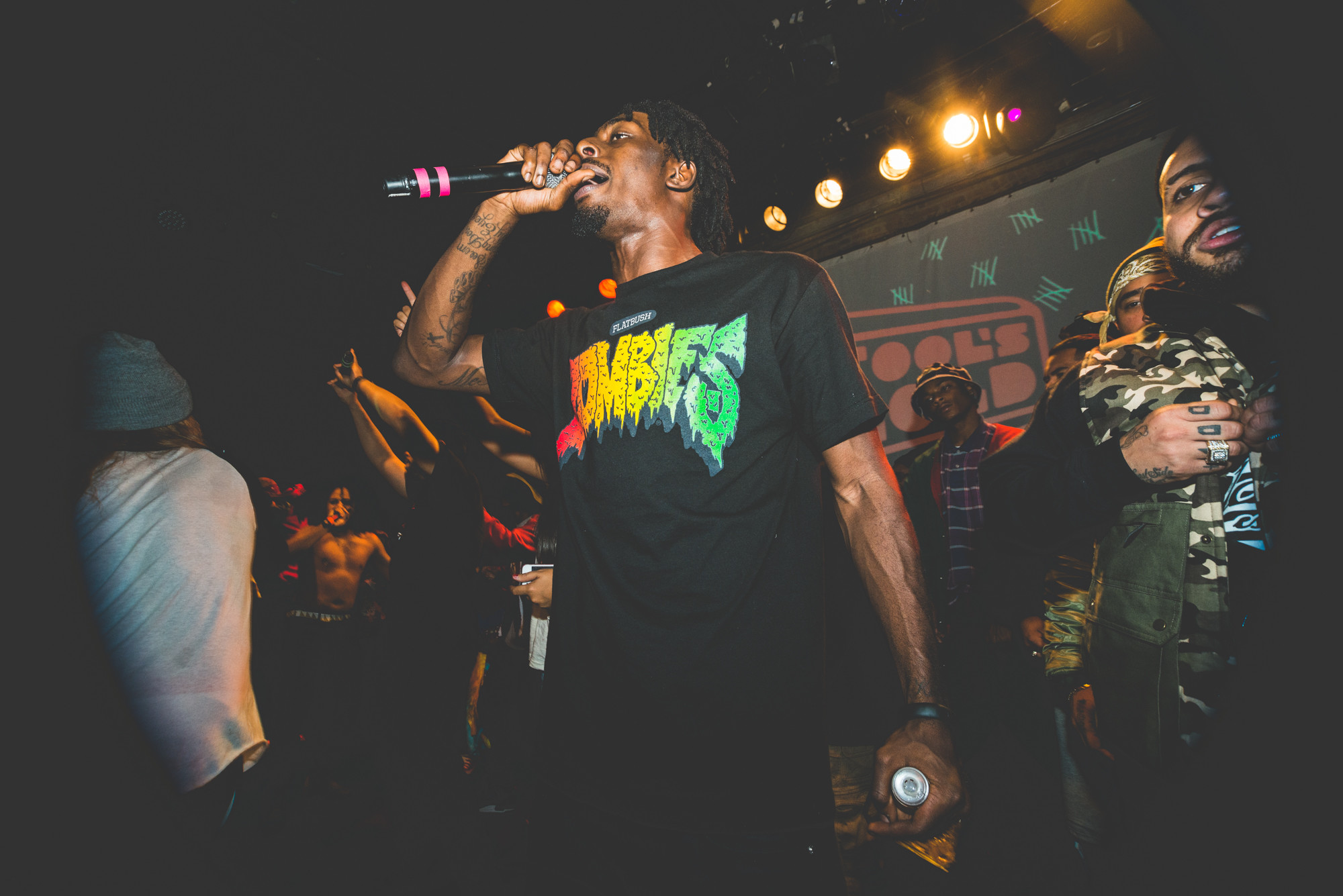 FLATBUSH ZOMBIES WALLPAPERS FREE Wallpapers & Background images .