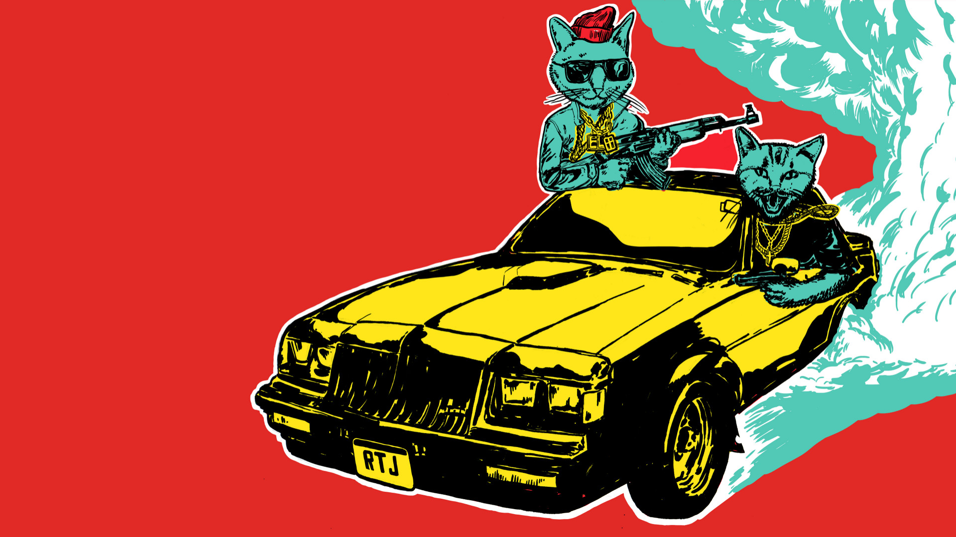 [1920×1080][RTJ] Meow The Jewels