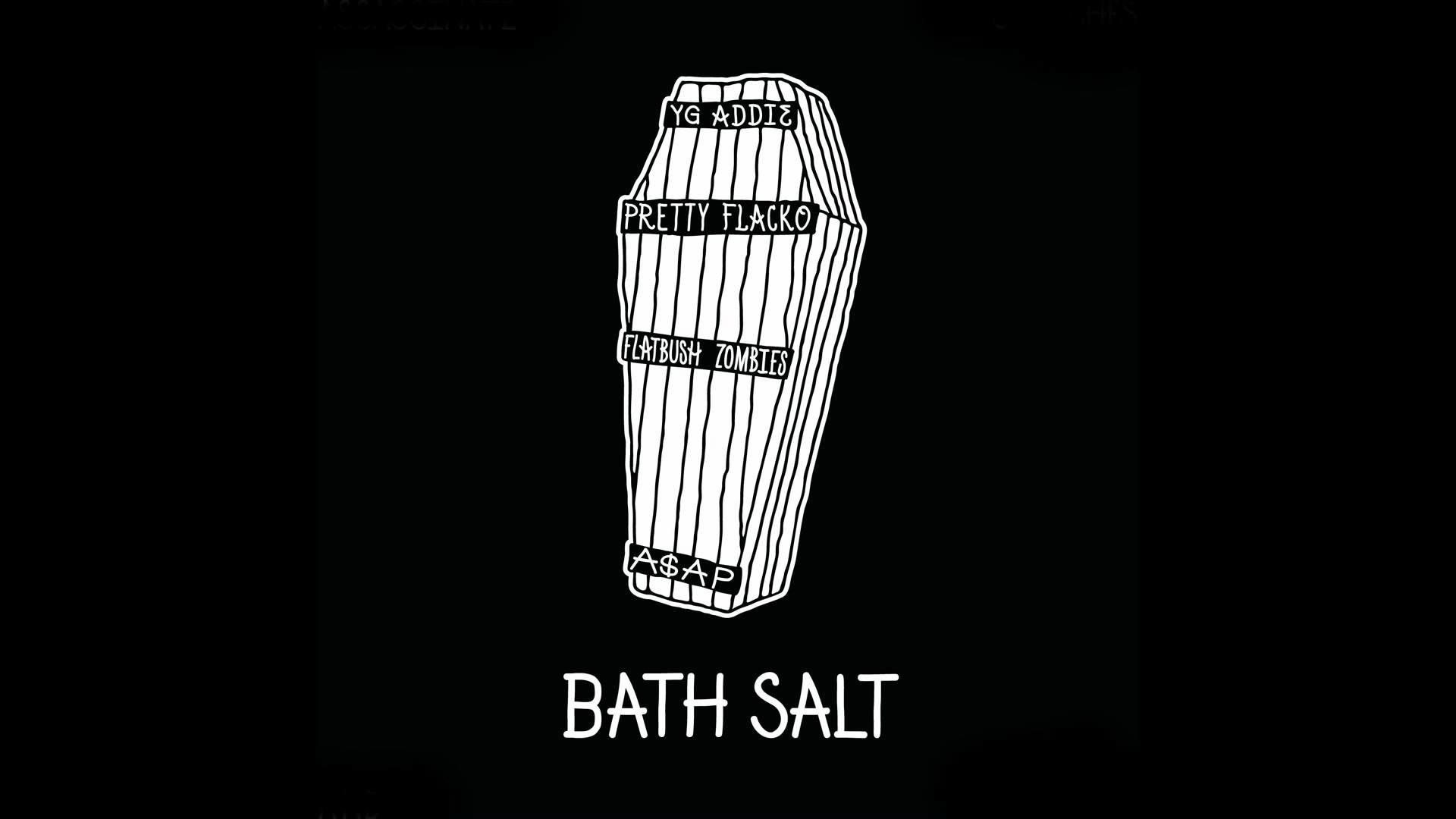 ASAP Mob (ASAP Rocky & ASAP Ant) – Bath Salt ft. Flatbush Zombies | Wavo