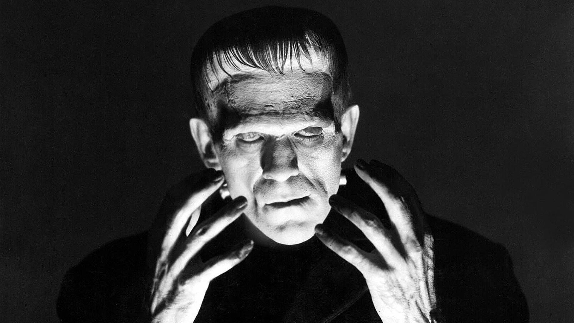 Vintage Frankenstein