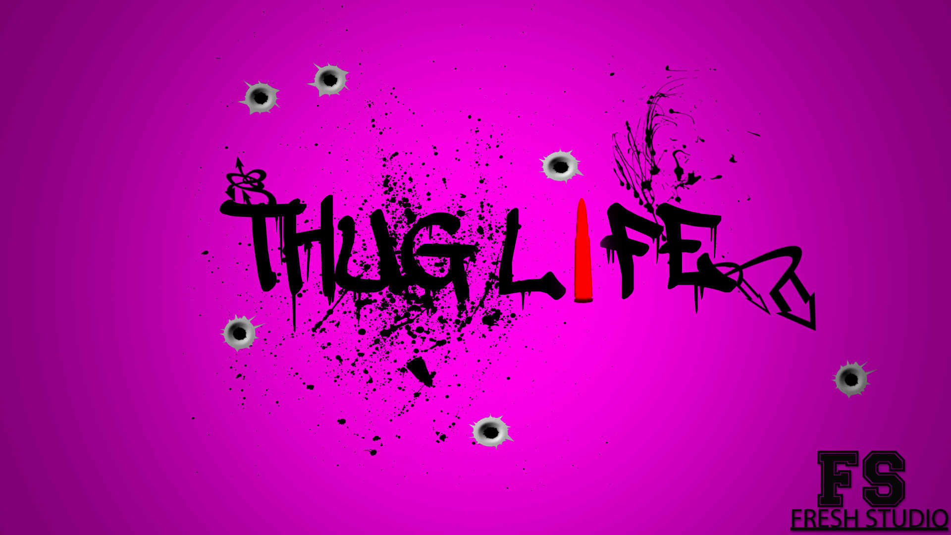 ThugLife Graffiti wallpaper HD by freshofficial ThugLife Graffiti wallpaper  HD by freshofficial