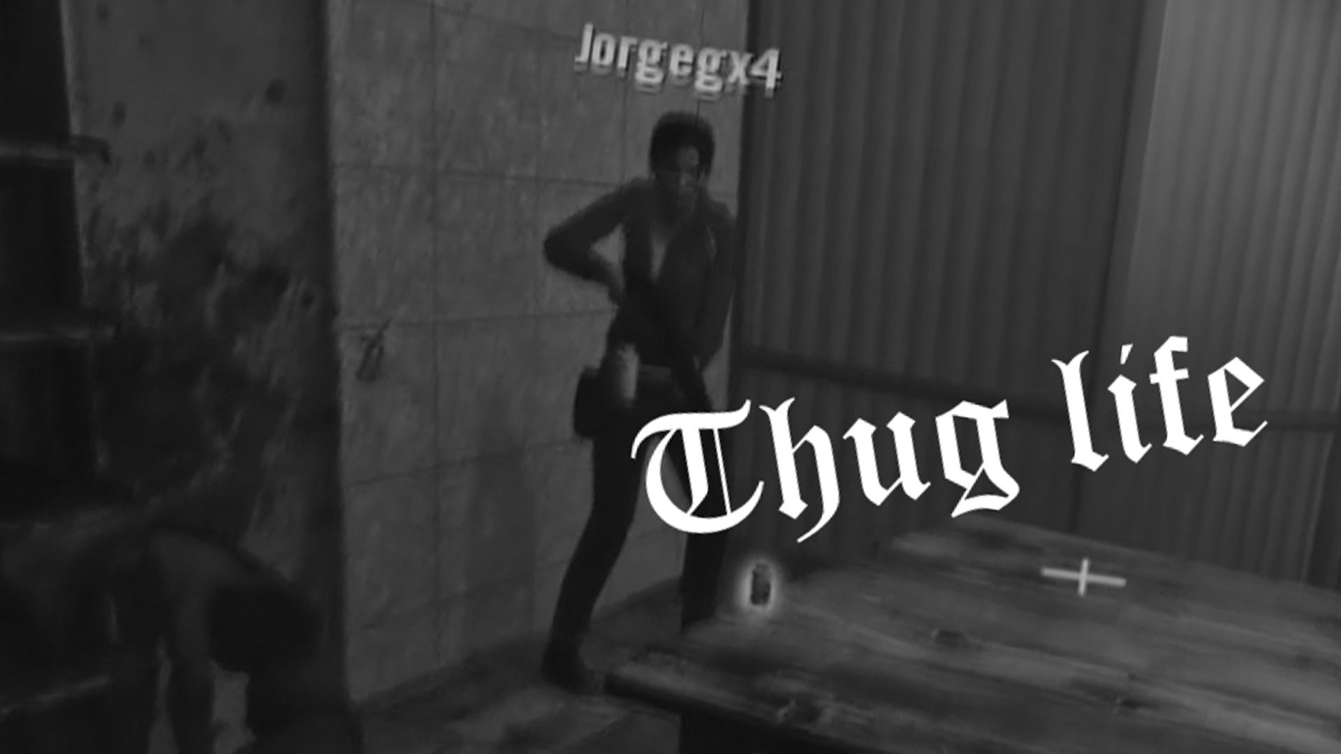 Thug life tokio.