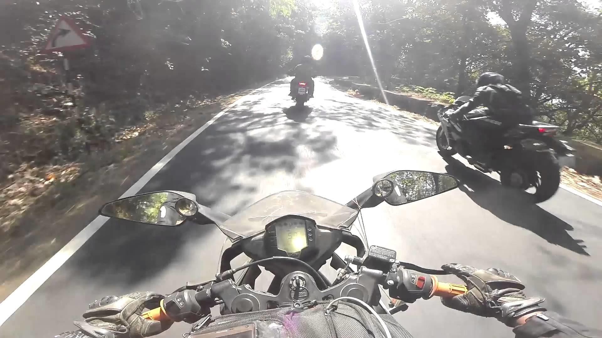 Kawasaki Ninja H2 | Thug Life | Riding to India Bike Week | Goa – YouTube