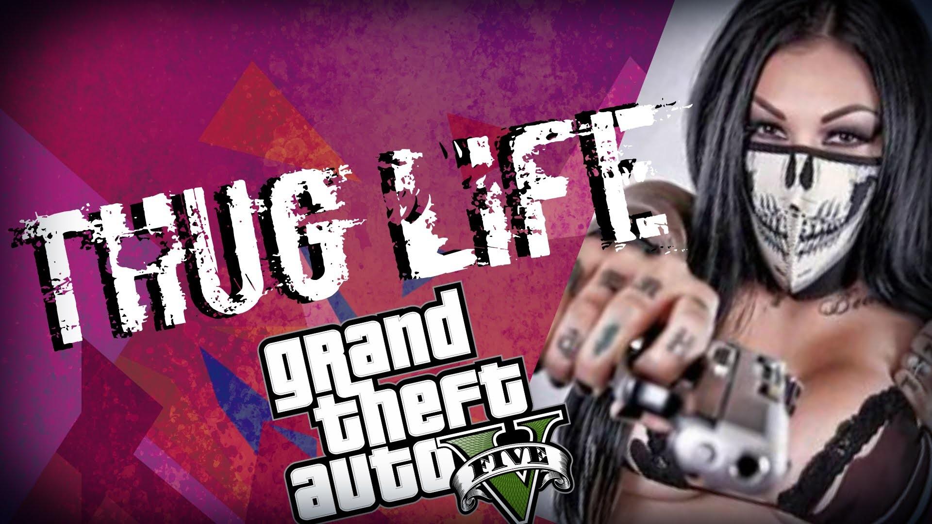GTA 5: Thug Life Compilation/ Epic Funny Moments #3 !
