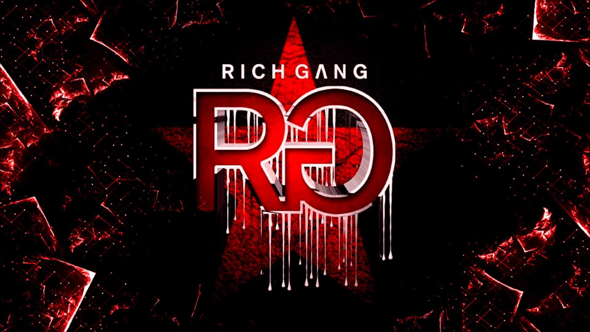 Rich Gang Logo Wallpaper Rich gang album cover