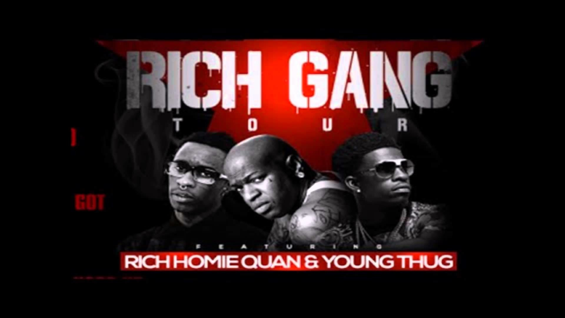Rich Gang – Tell Em ft. Young Thug & Rich Homie Quan [Bass Boosted] [HD] –  YouTube