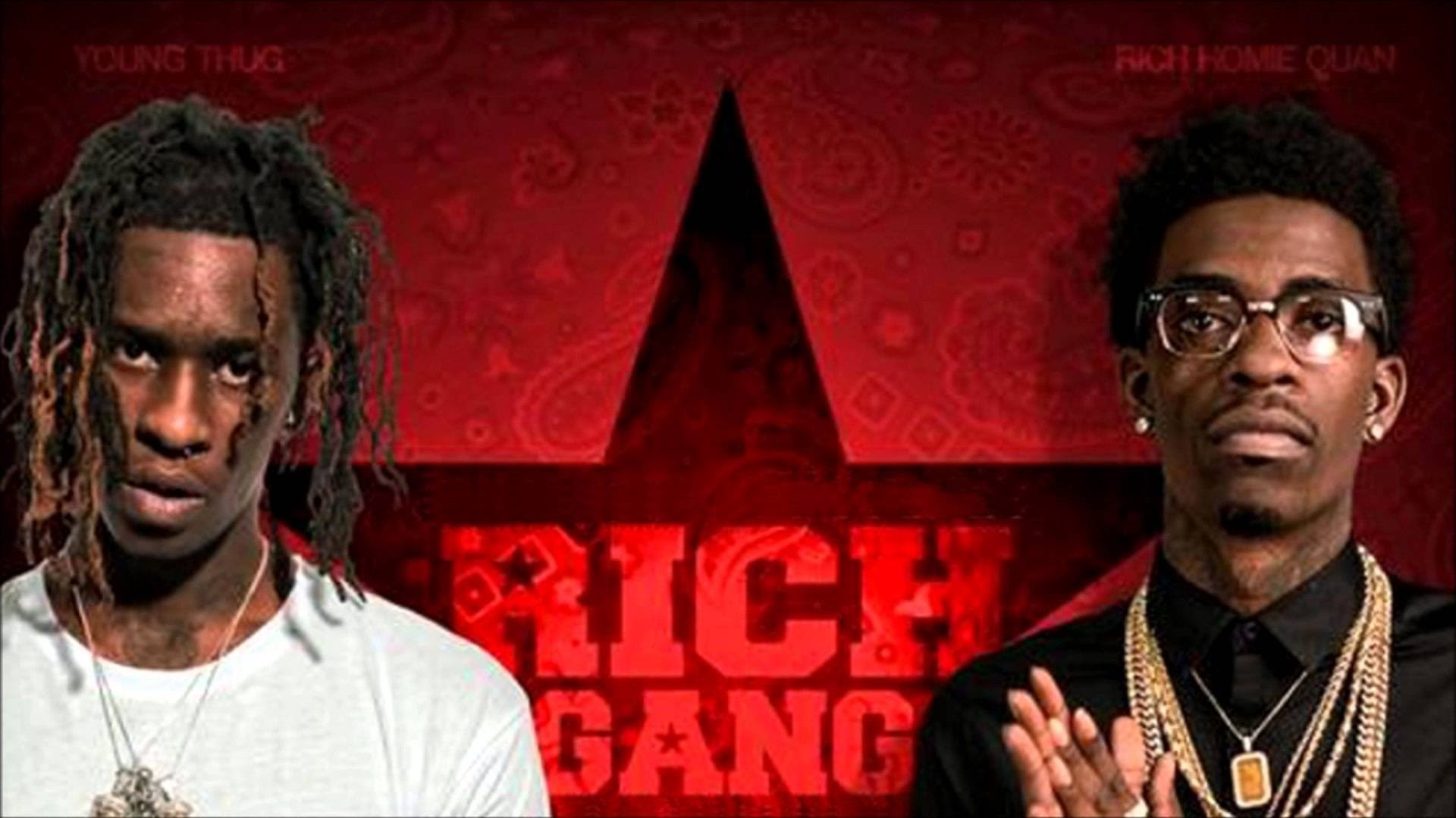 NEW – Rich Gang – Young Thug ft.Rich Homie Quan – Whatever NEW SONG
