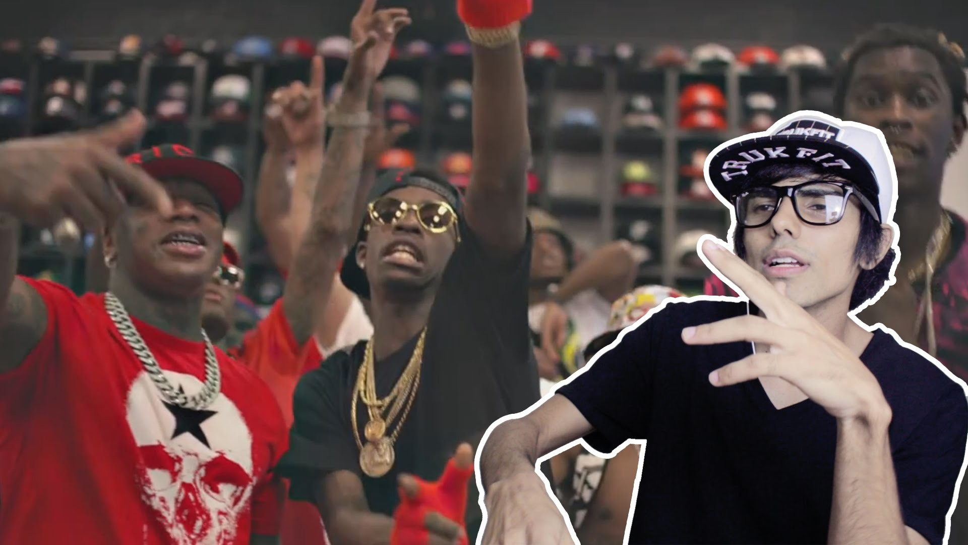 Rich Gang – Lifestyle ft. Young Thug, Rich Homie Quan | My Reaction –  YouTube