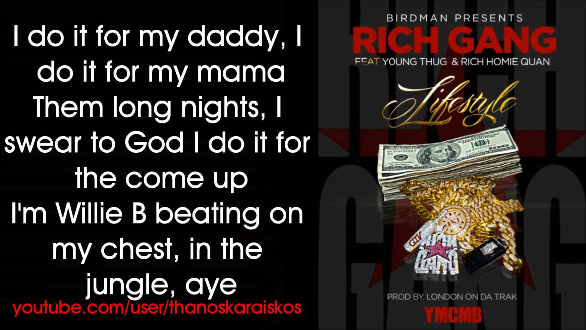 Rich Gang – Lifestyle ft.