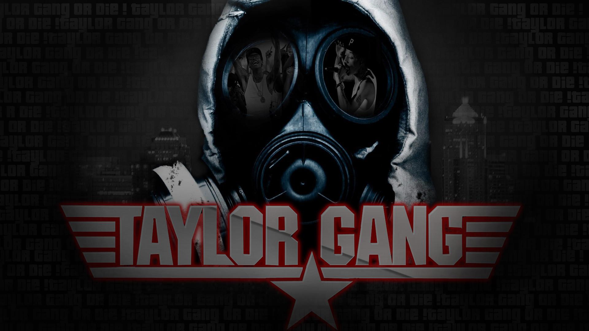 Wiz Khalifa Taylor Gang • Rap Wallpapers