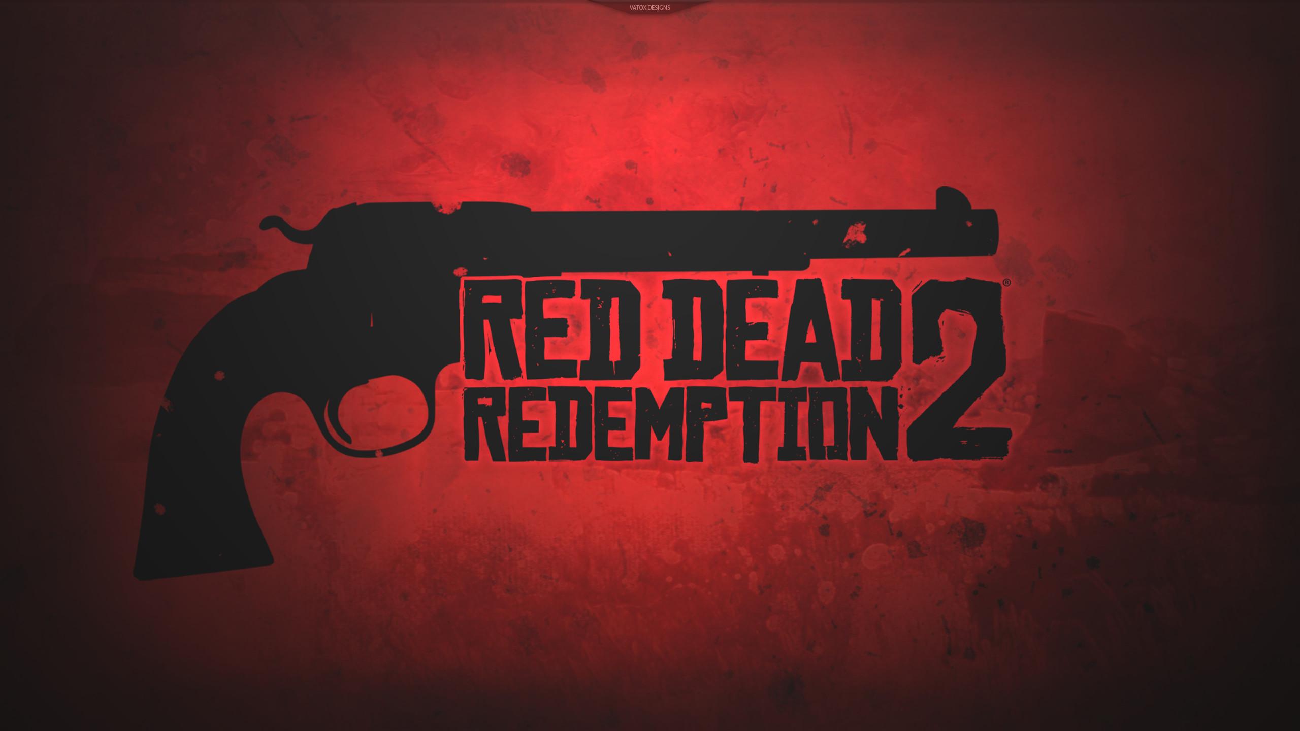 Red Dead Redemption 2 1440p Wallpaper Fan-Made