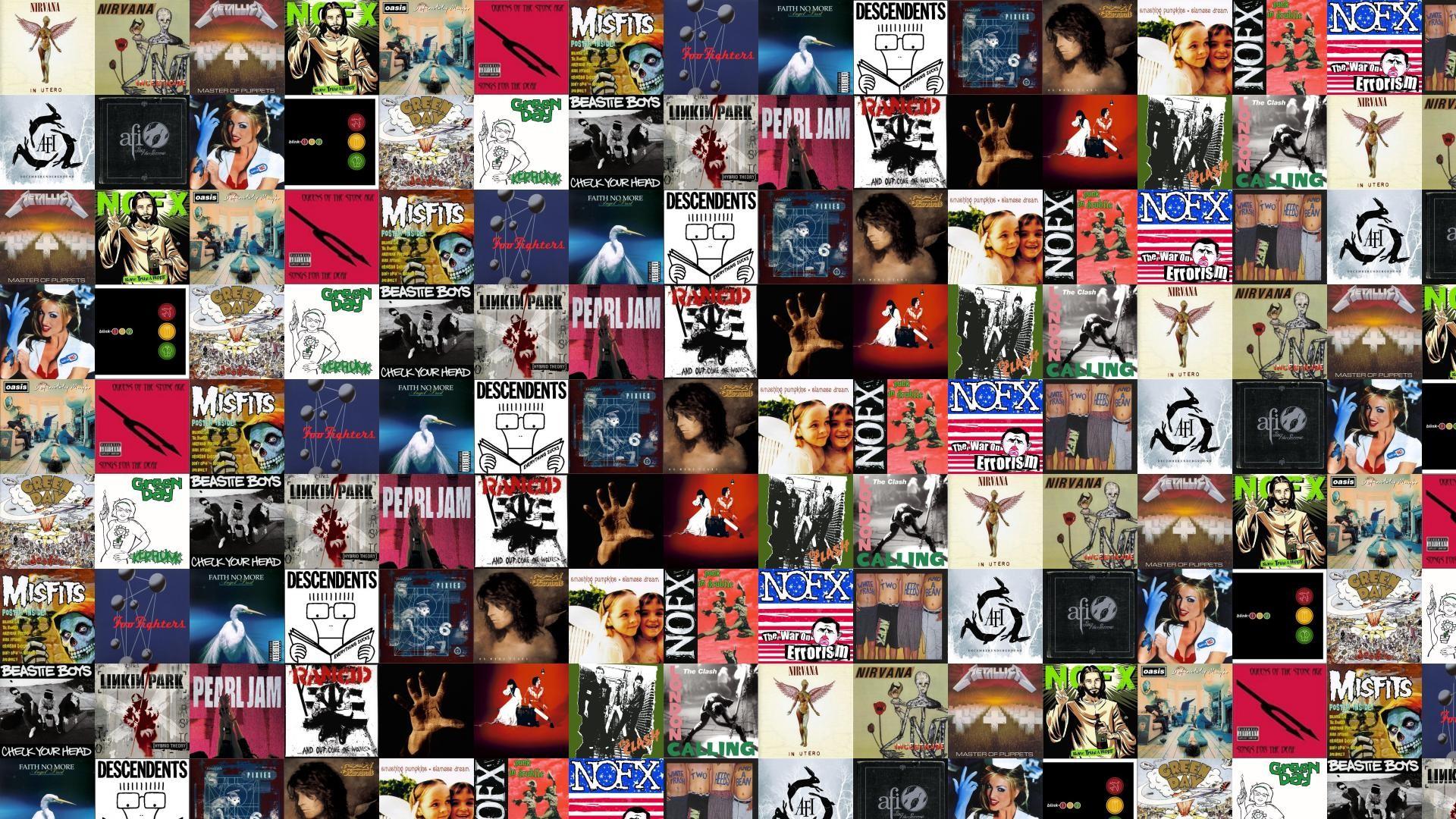 Nirvana In Utero Incesticide Metallica Master Of Puppets Wallpaper Â« Tiled  Desktop Wallpaper