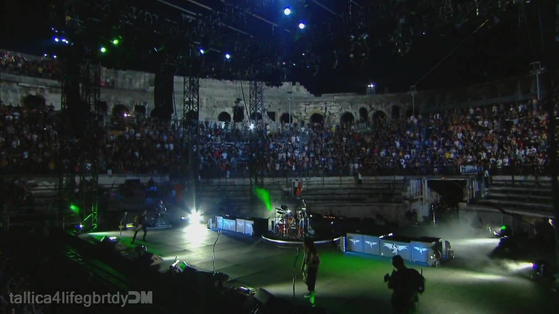 Metallica – Master Of Puppets [Live Nimes 2009] 1080p HD(37,1080p)/HQ –  YouTube
