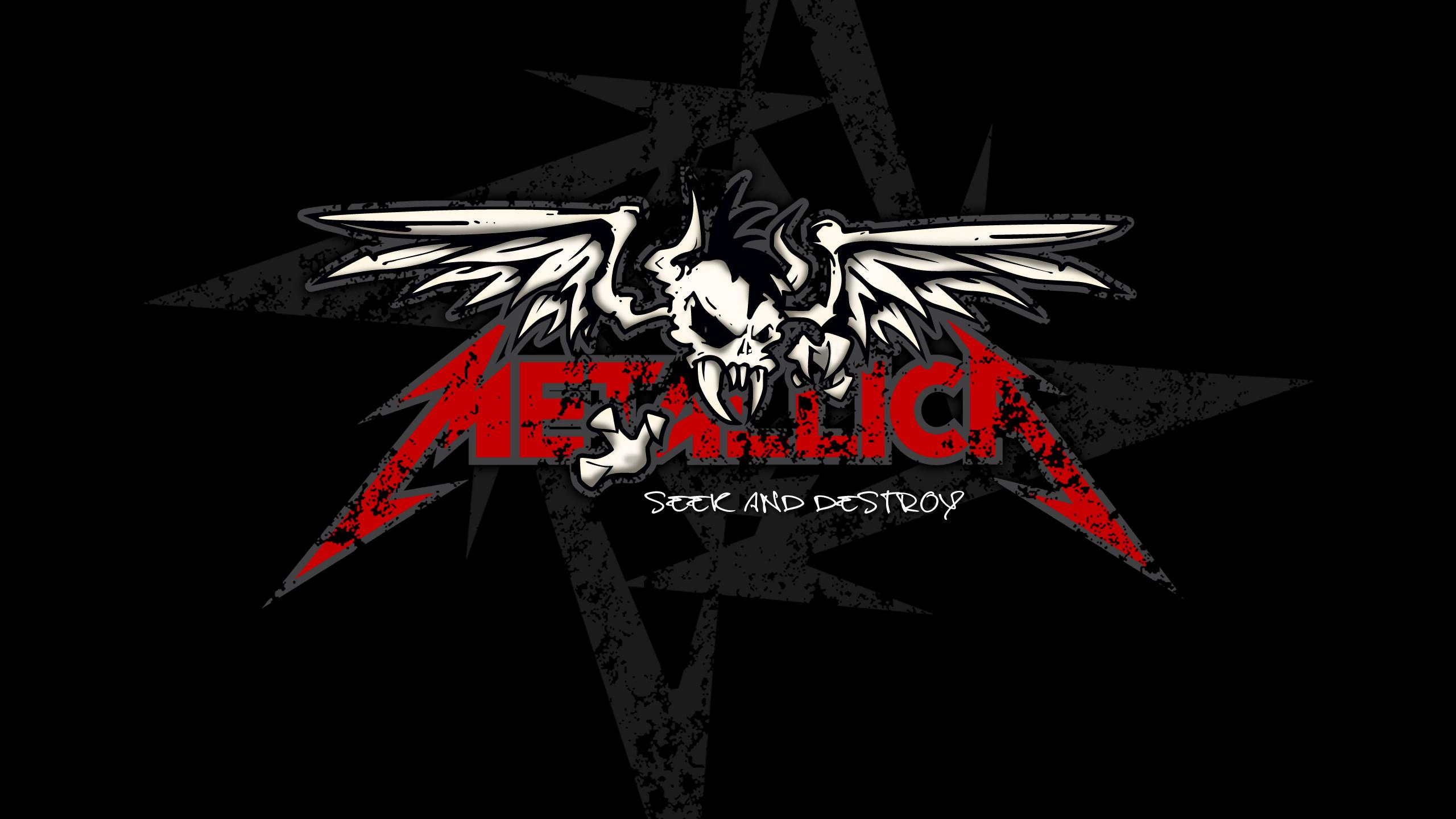 Metallica HD Wallpapers Metallica Logo Wallpaper