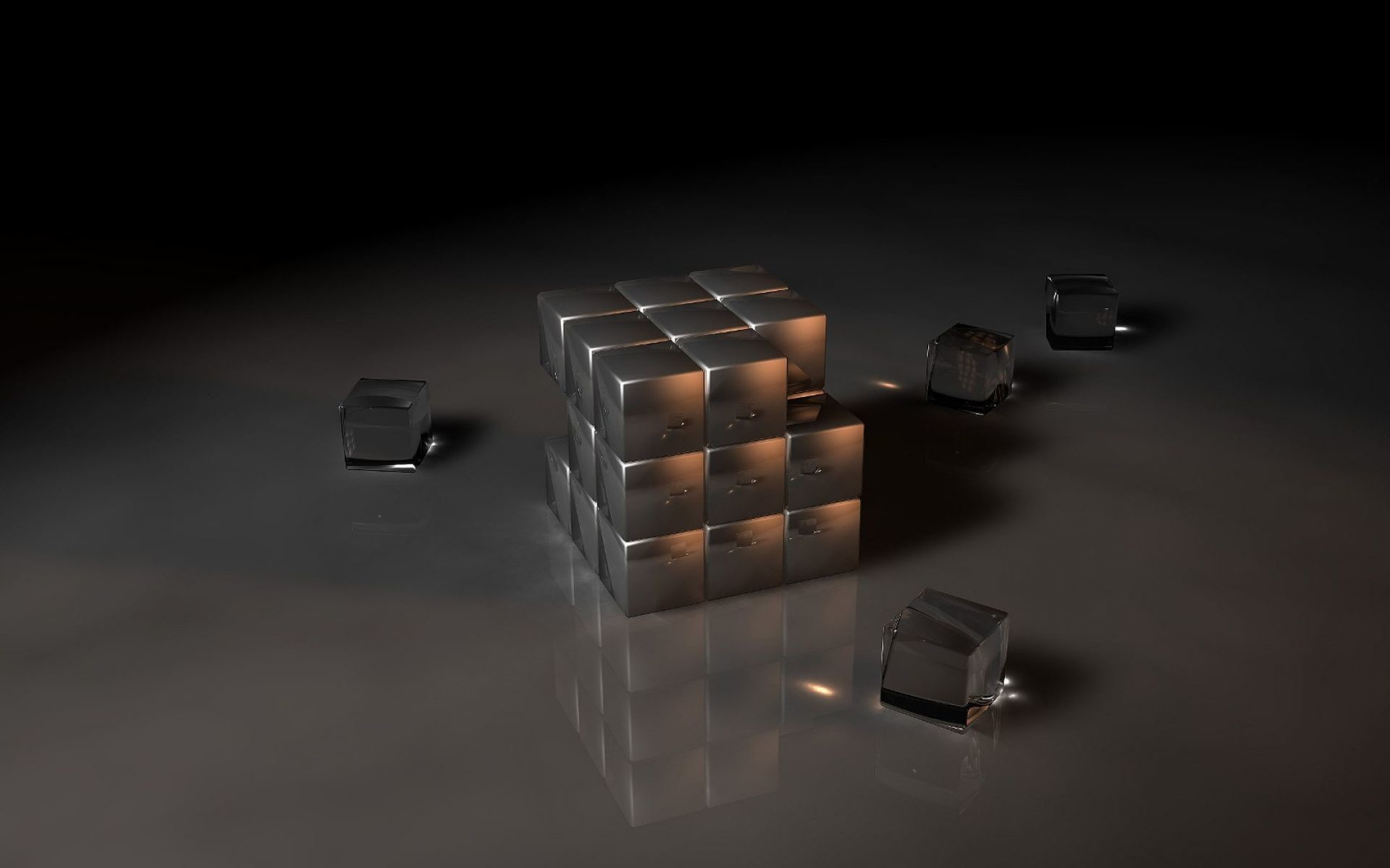 3D Ice Cube Wallpaper | HD 3D and Abstract Wallpaper Free Download …