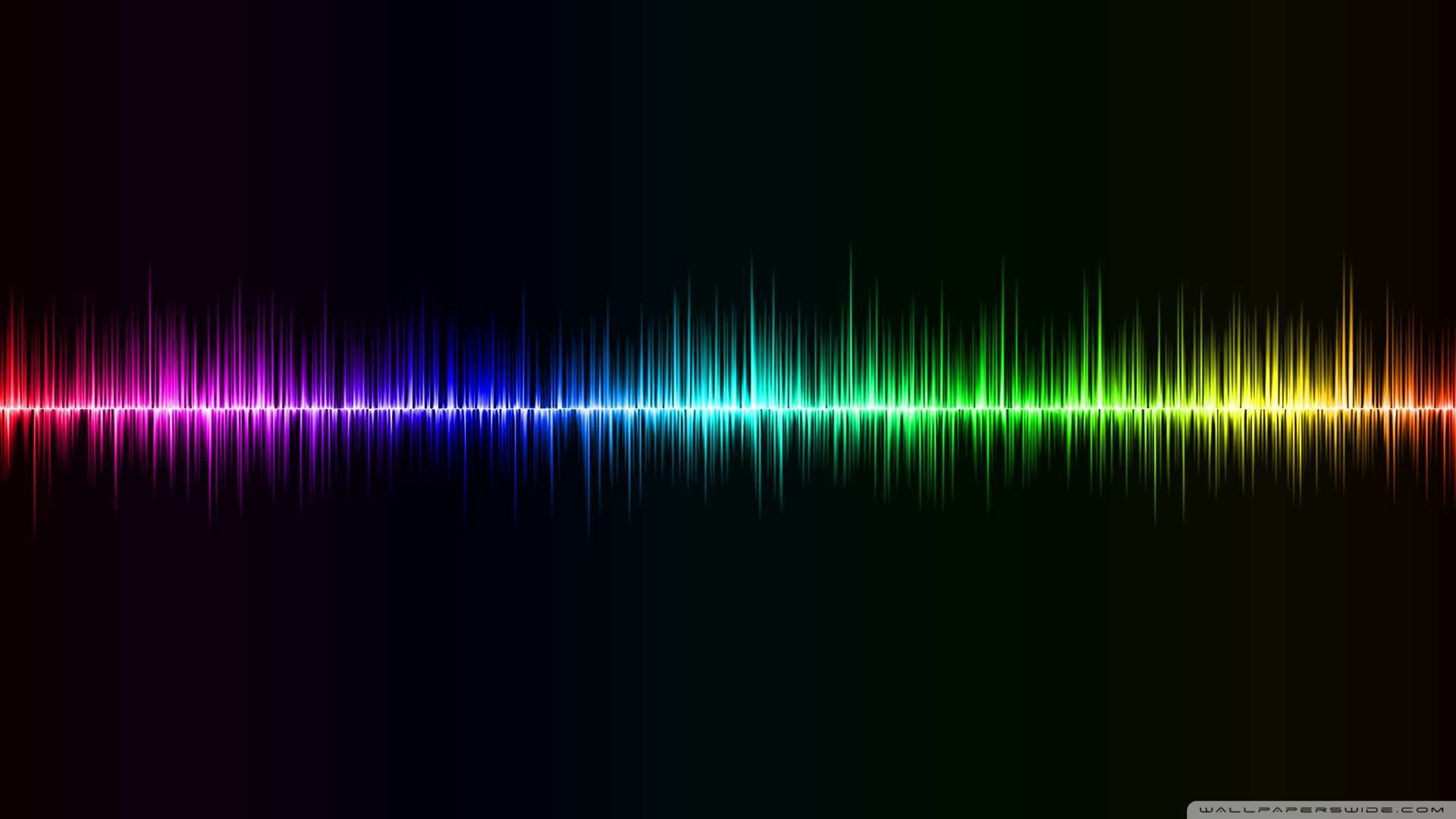 Download Sound Wave Wallpaper 1080p HD at 1920 x 1080 Resolution.