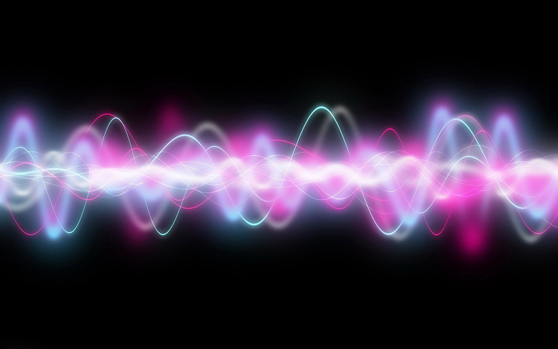 Sound waves wallpaper #174